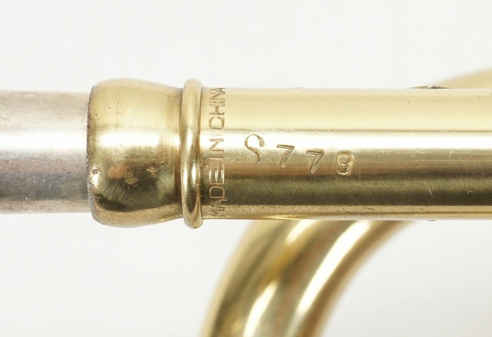 Trompete, 2. Hälfte 20. Jh. - Bild 4 aus 4