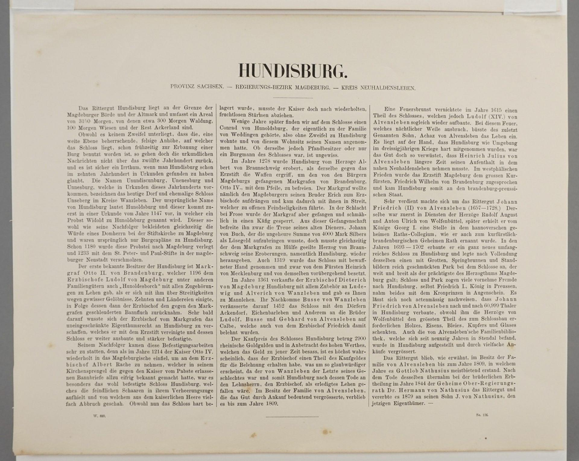 Hundisburg - Bild 4 aus 4