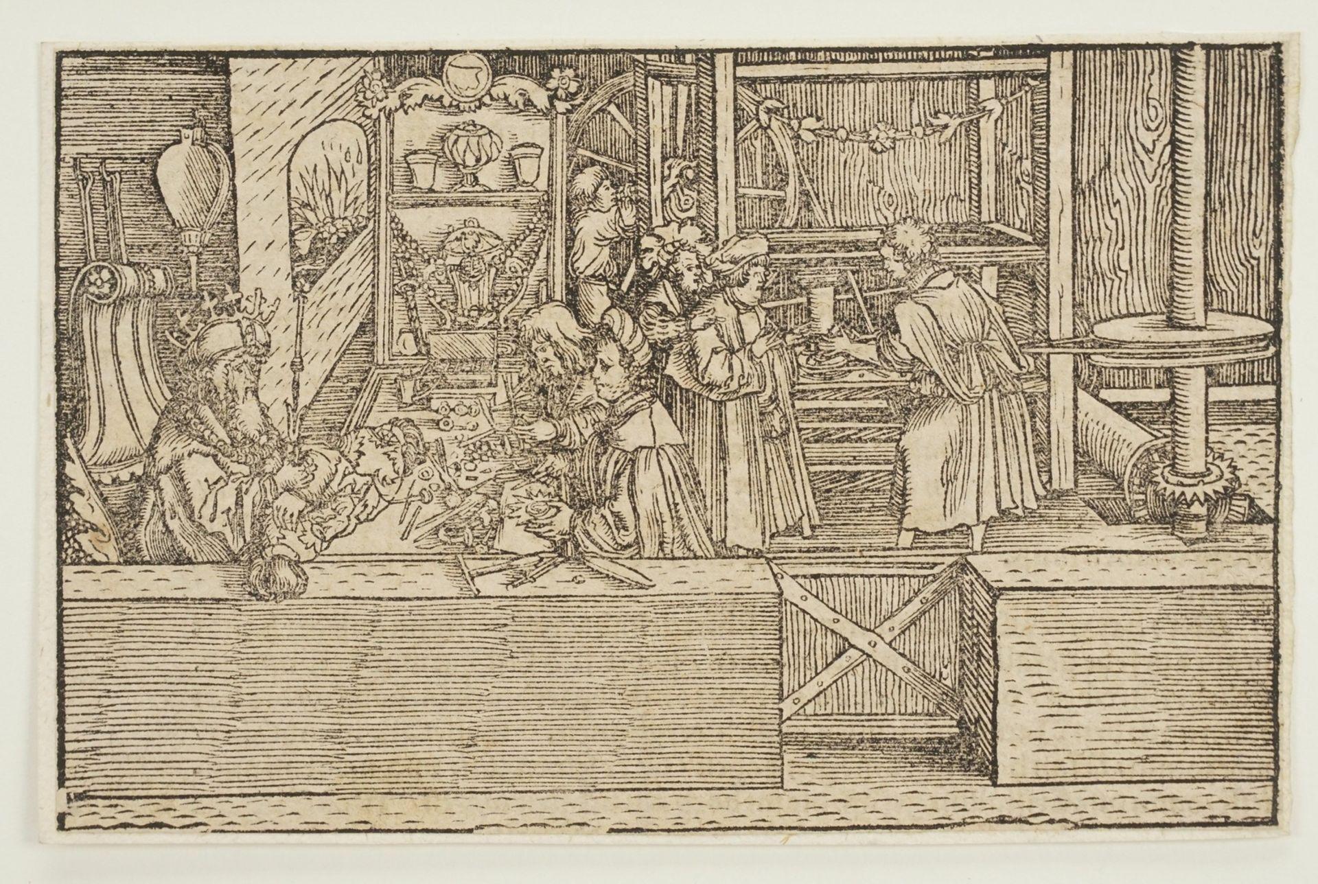 Petrarcameister, Der Gold- und Silberschmied - Bild 3 aus 3