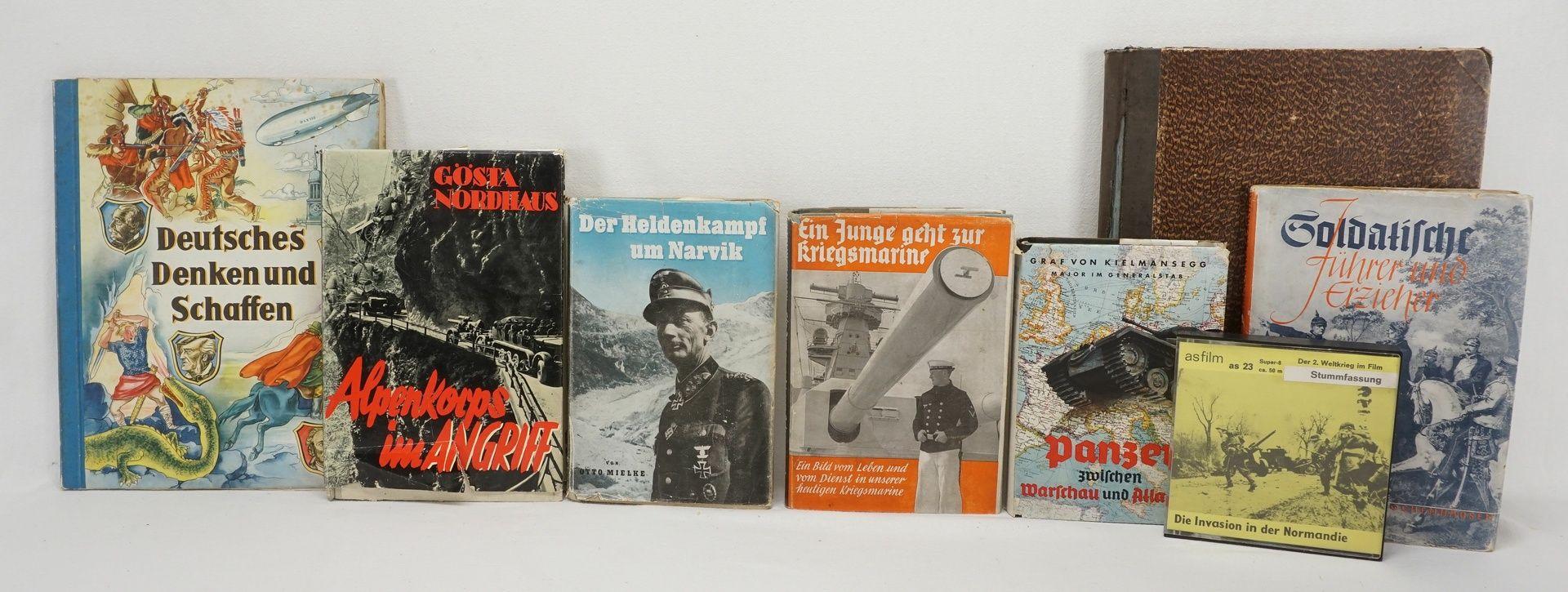 22 militärhistorische Bücher / Hefte - Bild 2 aus 5