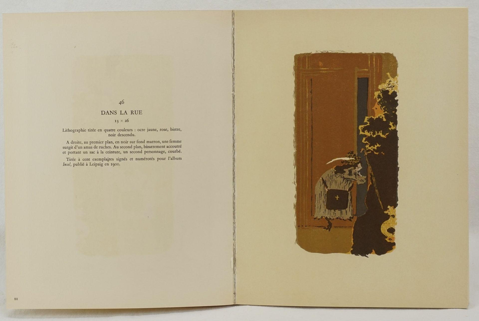"Claude Roger-Marx, ""Bonnard Lithographe"" - Bild 4 aus 4"