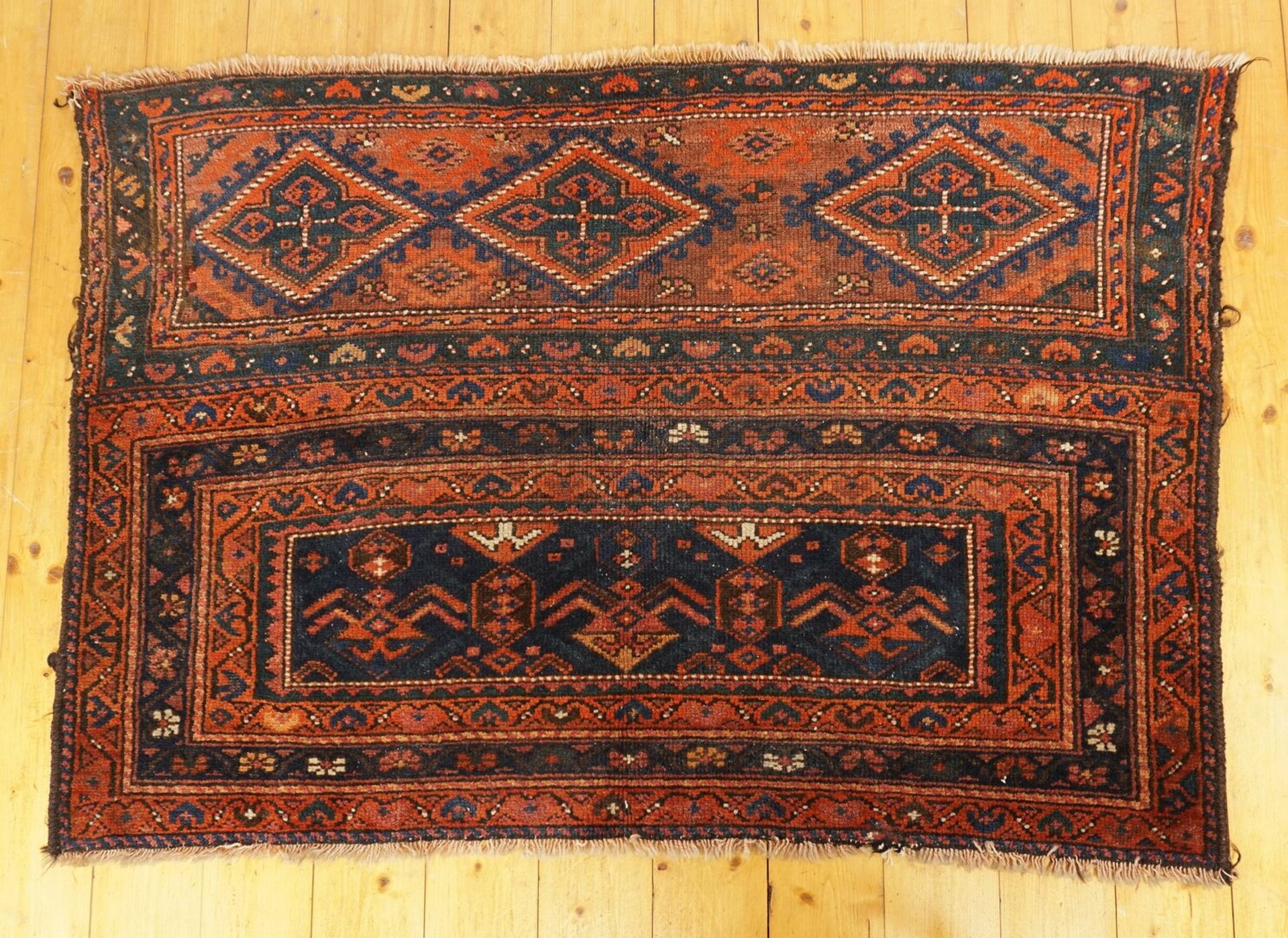 Tekke Teppich Turkmenistan