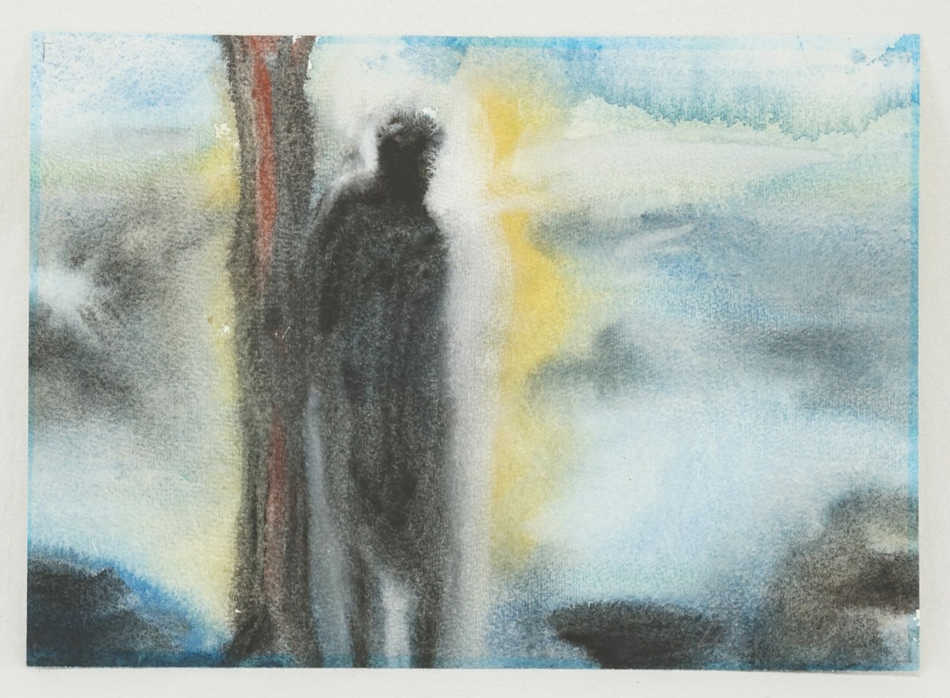 Ebba Sakel, Über dem Nebelmeer - Bild 2 aus 3
