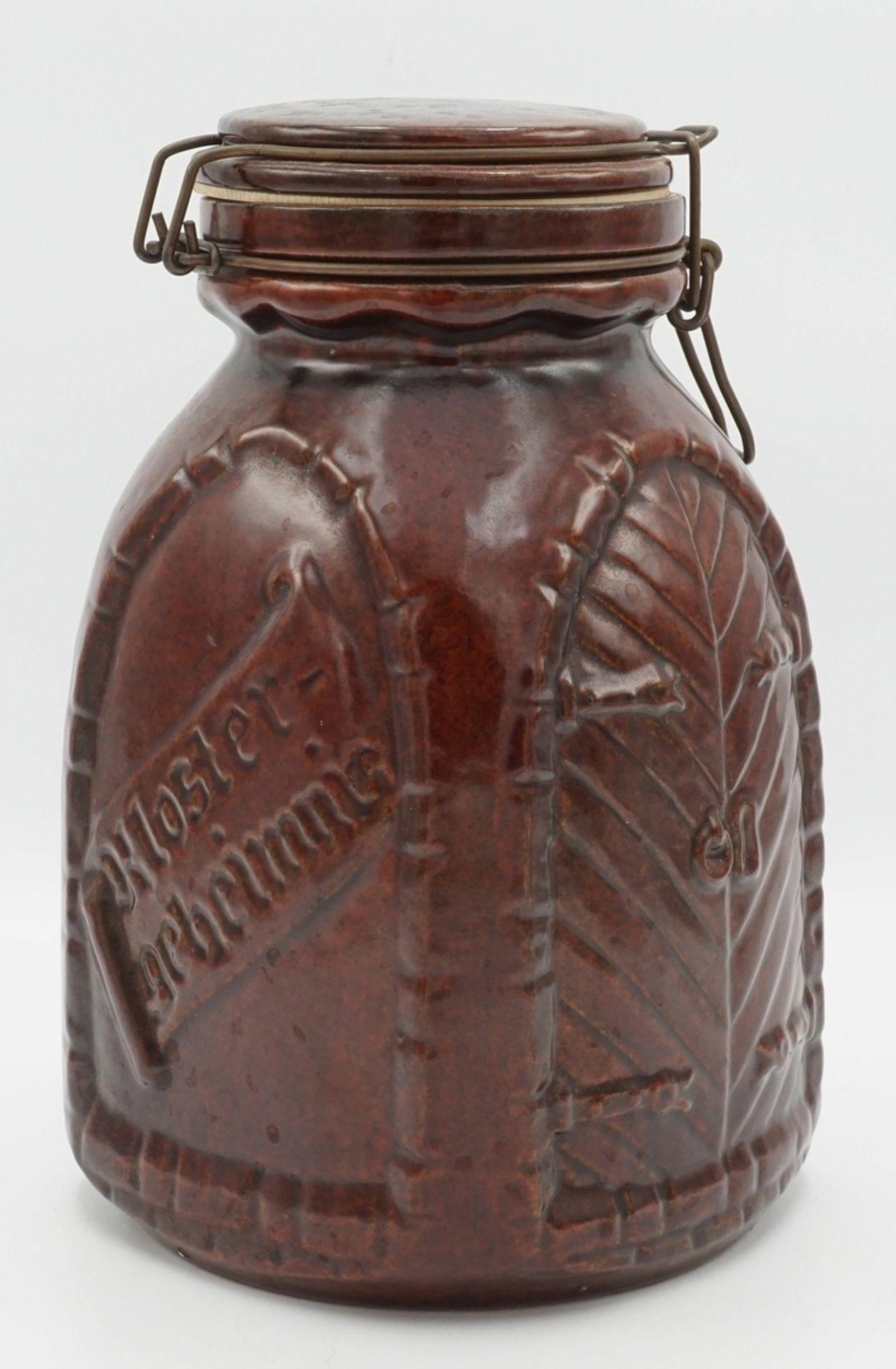 """Bay Keramik, Westerwald, Rumtopf """"Klostergeheimnis"""" - Bild 2 aus 4"""