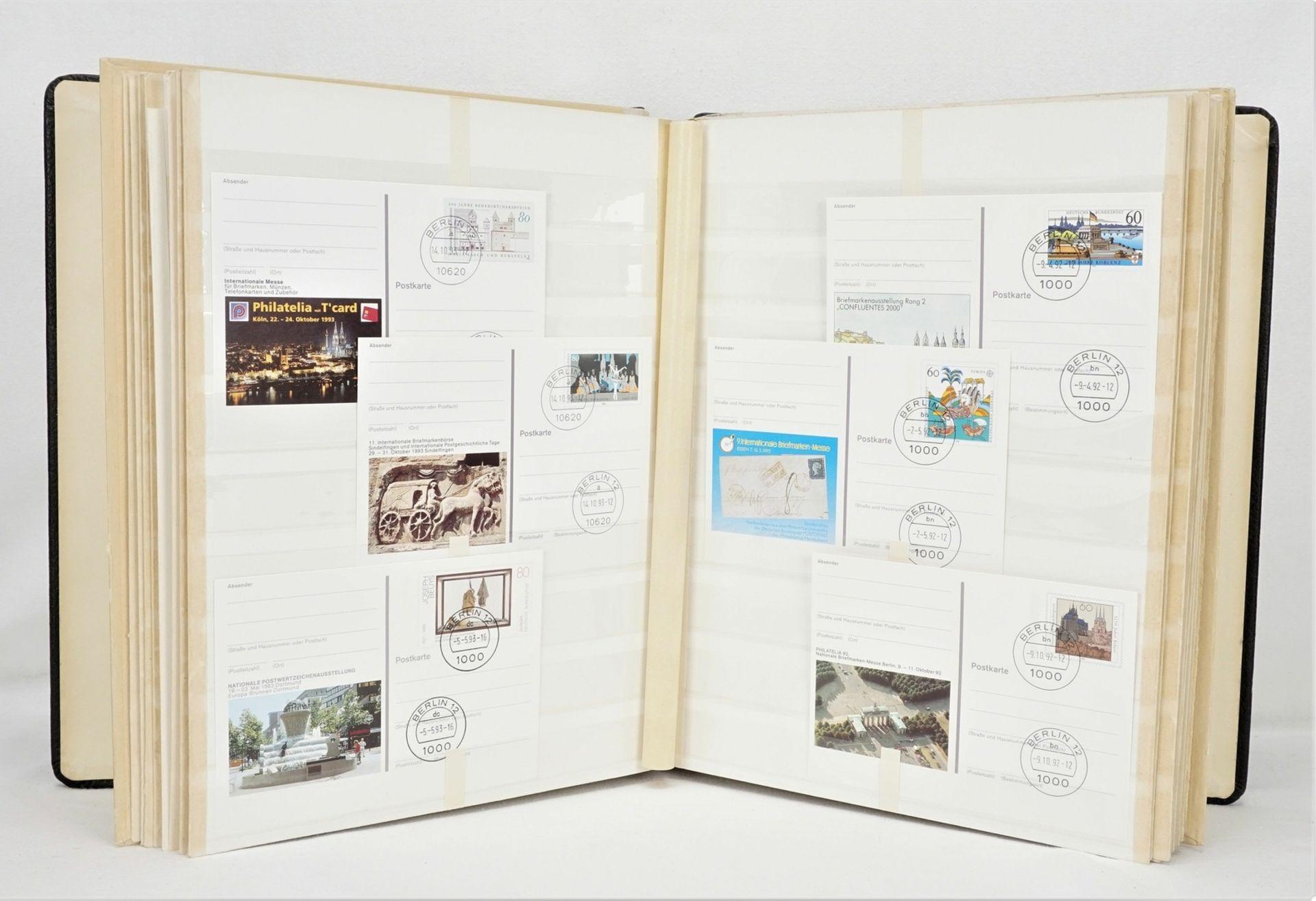 342 Ganzsachen Karten und Briefe BRD - Bild 2 aus 4