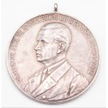 Medaille Halberstadt, I. Harz-Gau Schiessen, 1927