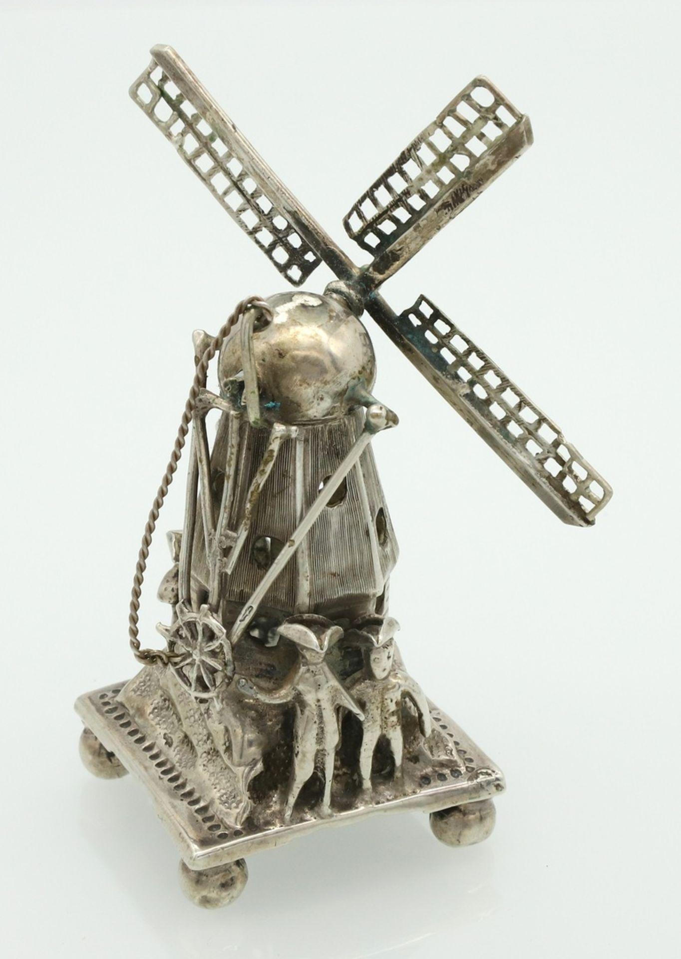 Miniatur einer Windmühle - Bild 3 aus 4