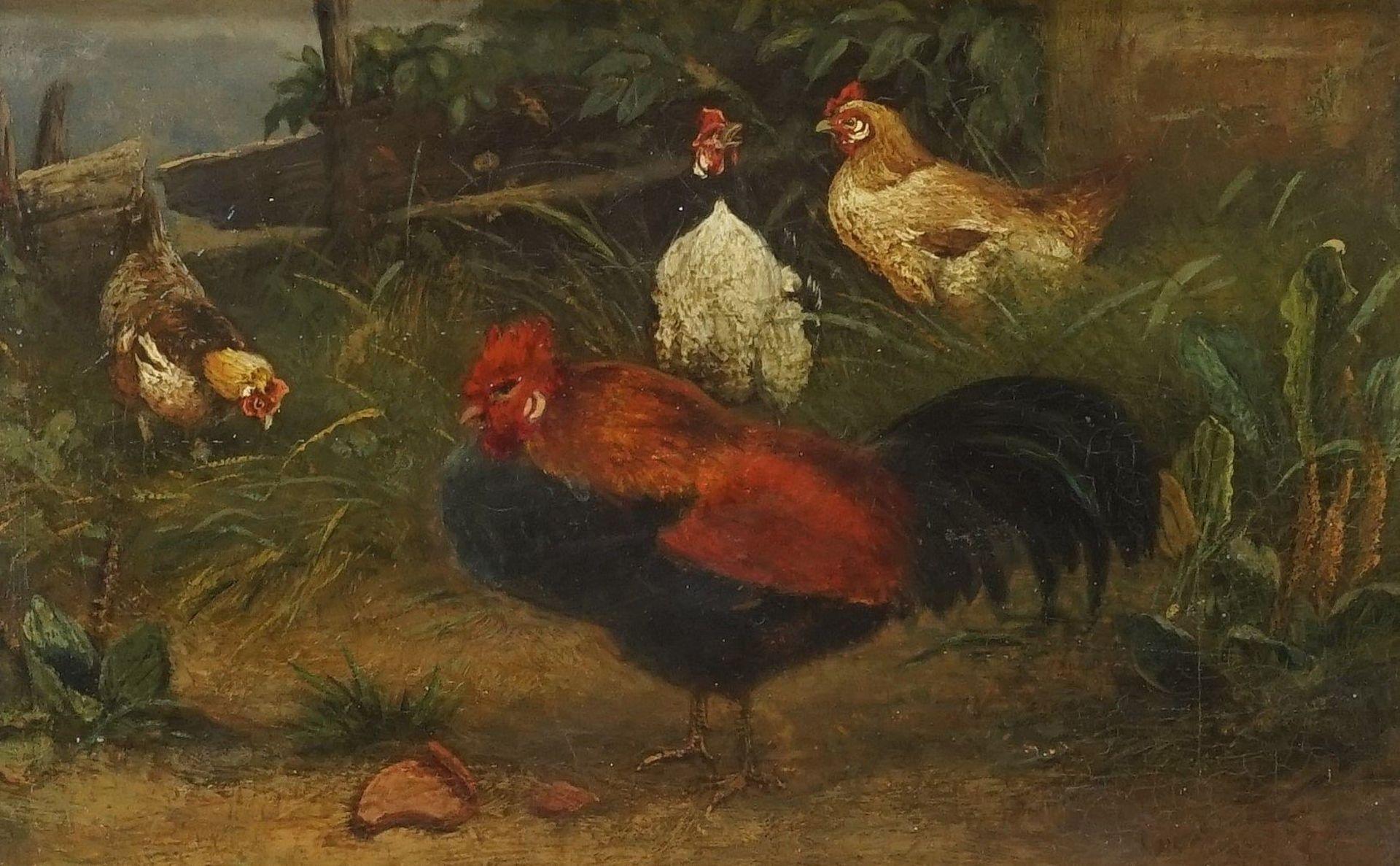 Carl Jutz der Ältere, Hahn und Hennen - Bild 2 aus 3