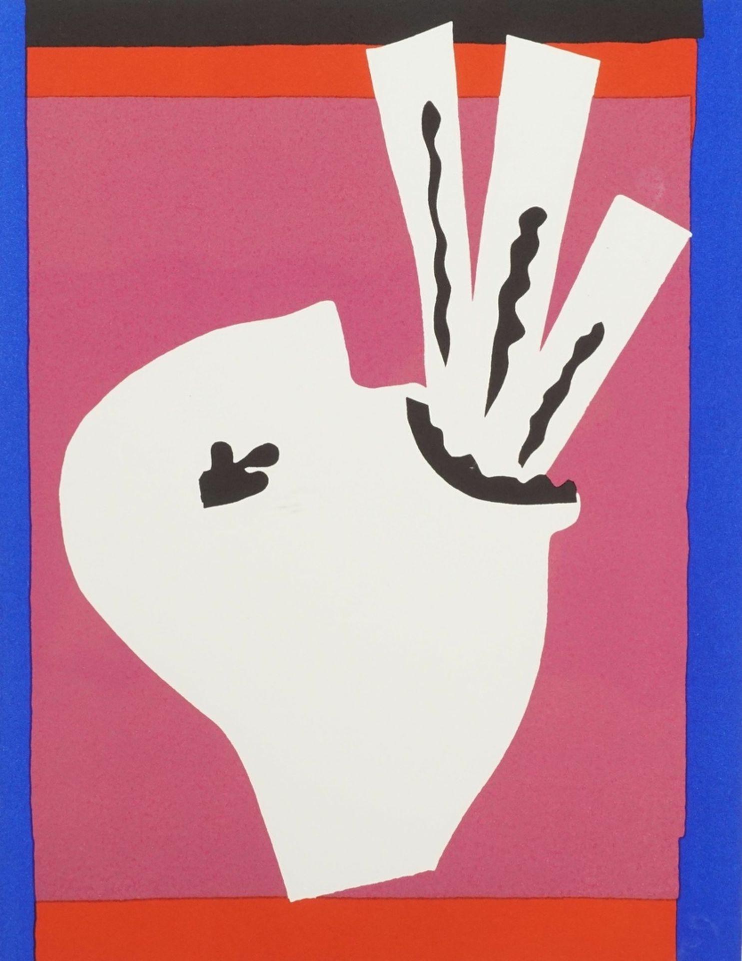 """Henri Matisse, """"L'Avaleur de Sabres"""" (Der Schwertschlucker)"""