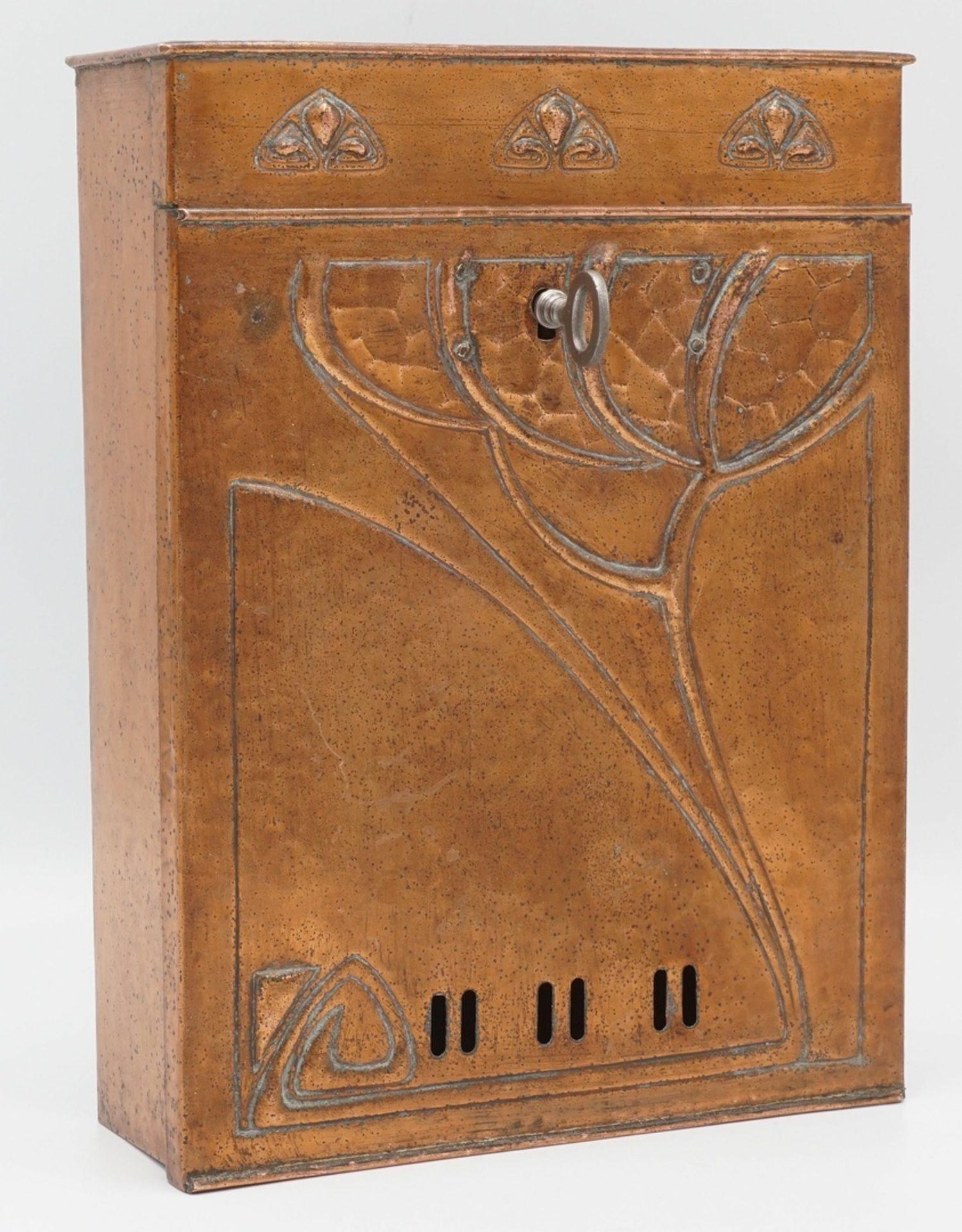 Briefkasten, Jugendstil