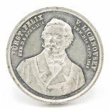 Medaille zur Ermordung von Felix v. Lichnowsky