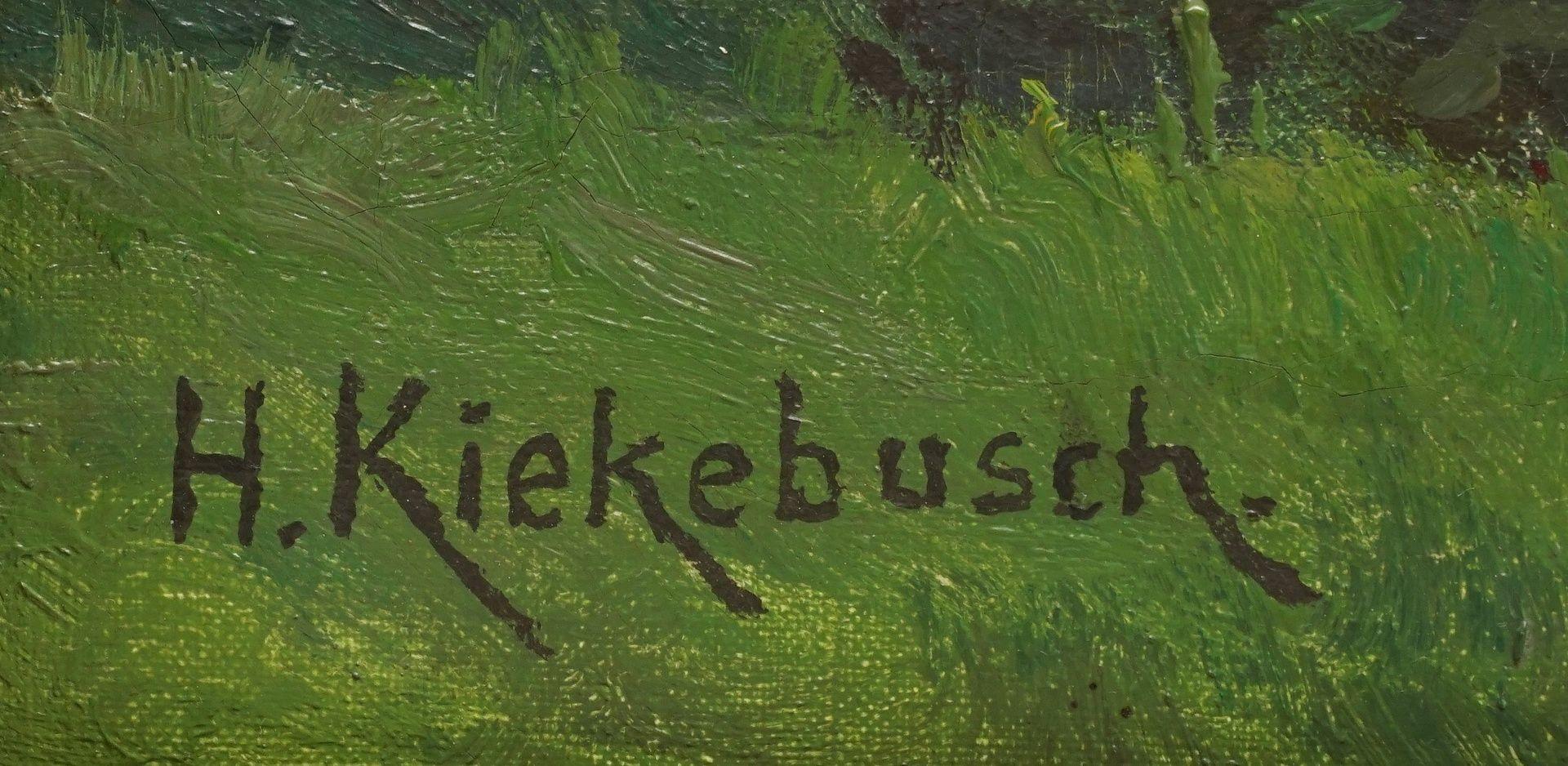 """Hermann Kiekebusch, """"Weg zum Obersee"""" - Bild 4 aus 4"""