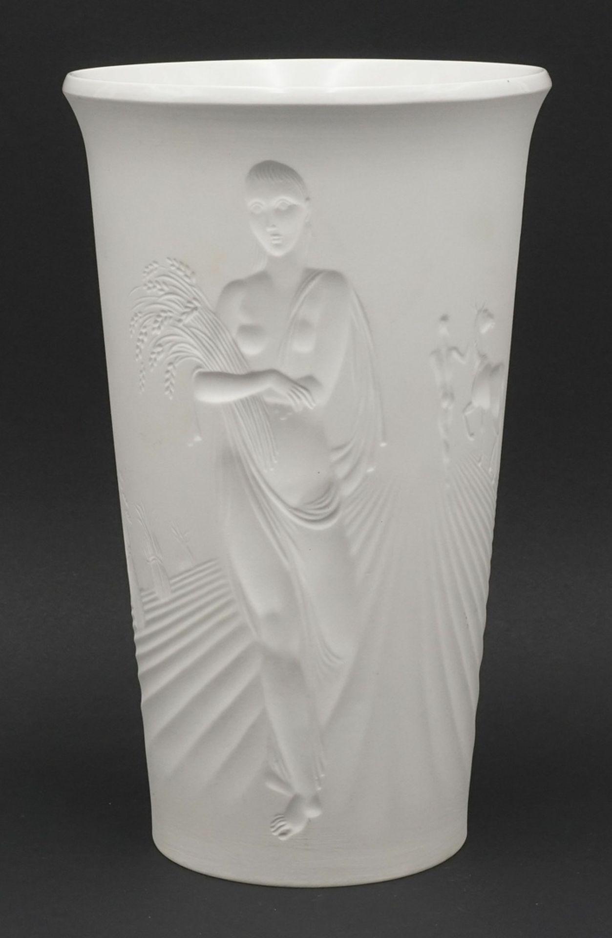 KPM Berlin Vase / Erntebecher