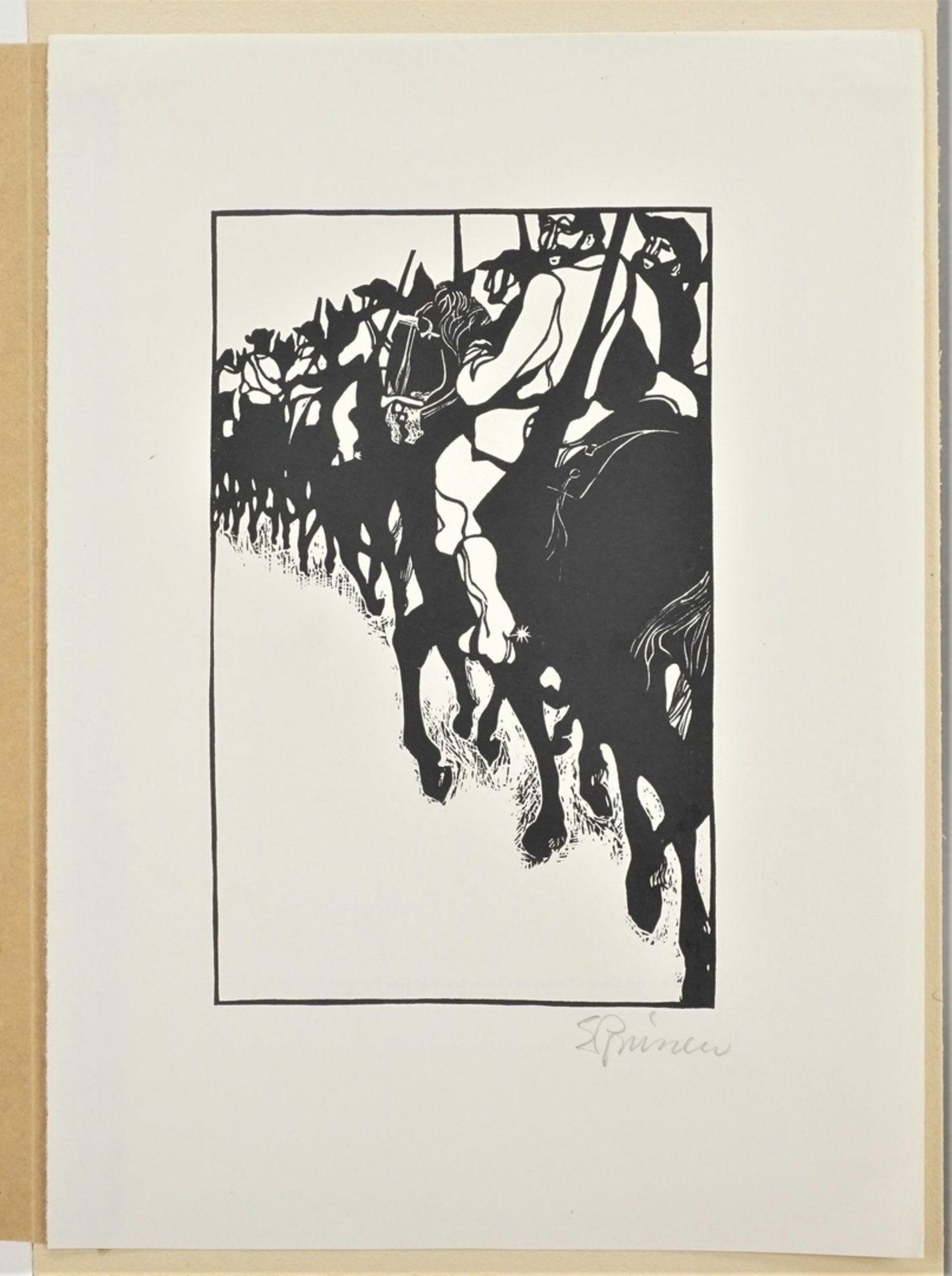 """Eduard Prüssen, Zu Charles Sealsfield """"Die Prärie am Jacinto"""" - Bild 3 aus 5"""