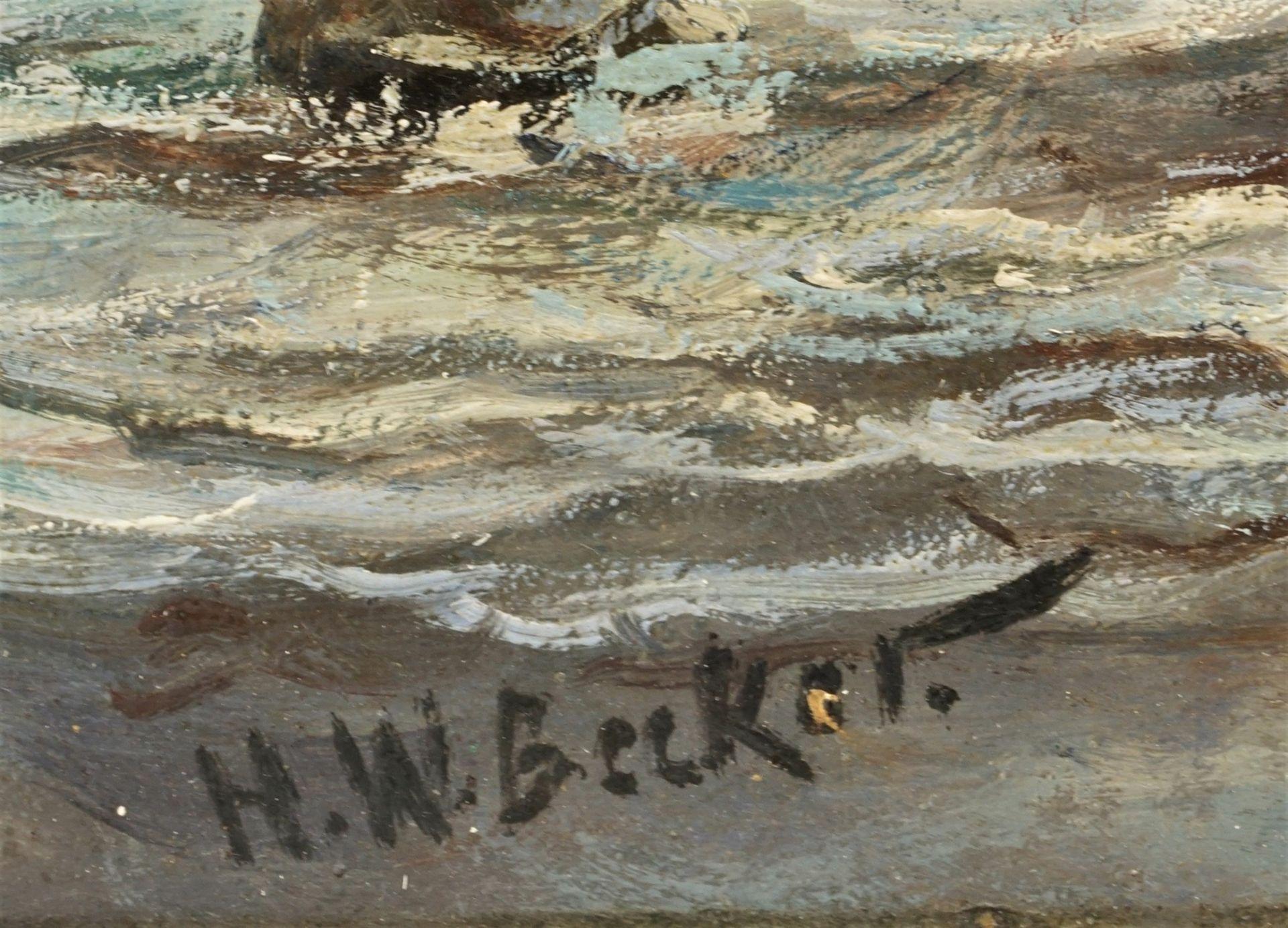 """H. W. Becker, """"Ostseebad Misdroy"""" - Bild 4 aus 8"""