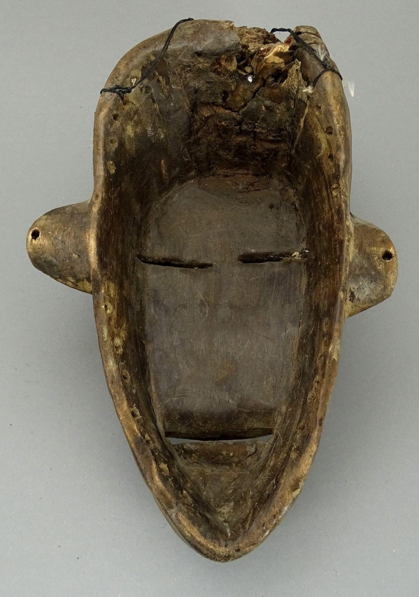 """Vorsatzmaske """"deangle"""", Dan, Liberia / Elfenbeinküste (Côte d'Ivoire) - Bild 2 aus 2"""