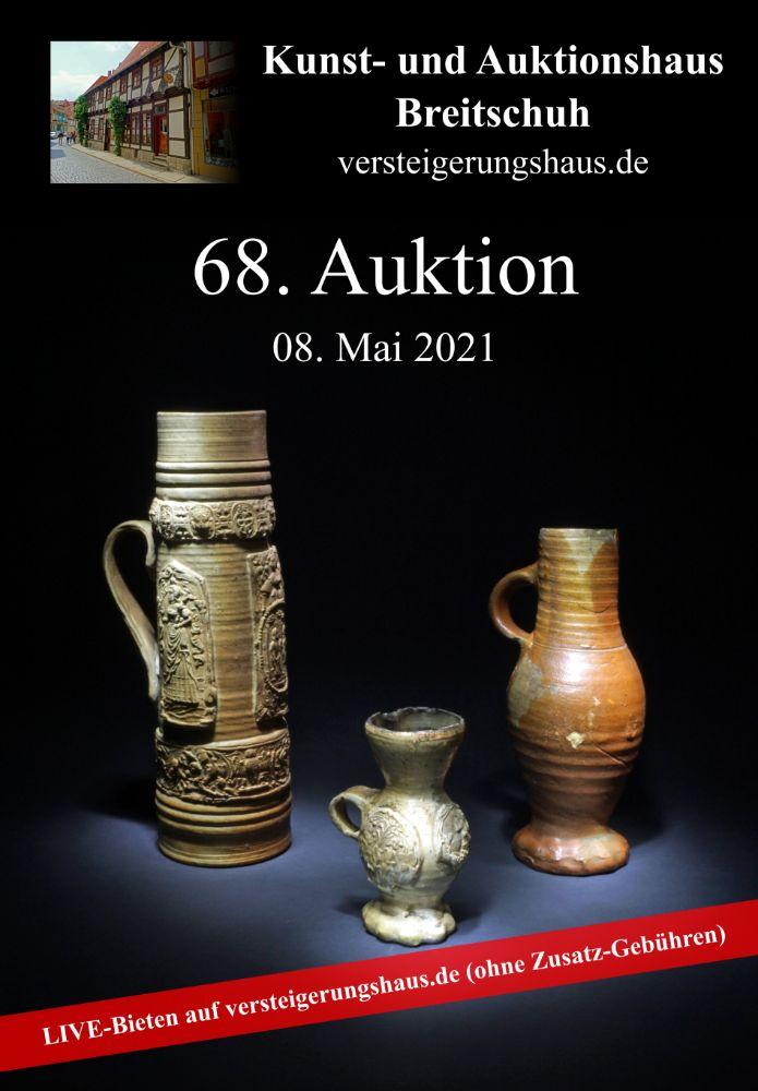 68. Kunst und Antiquitäten Auktion