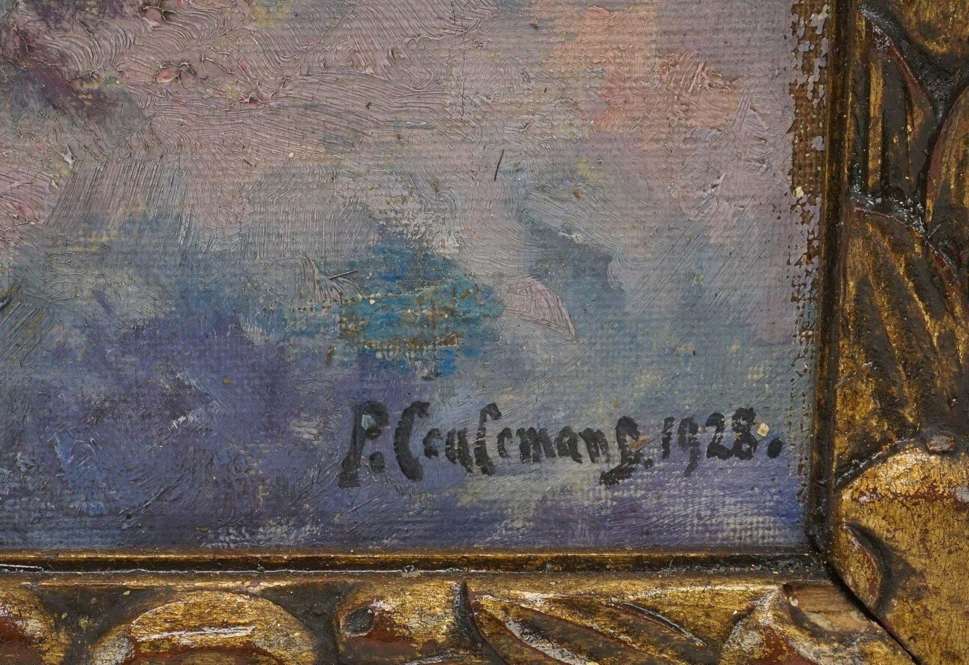 """P. Coulemans, """"Birken am Waldweg"""" - Bild 4 aus 4"""