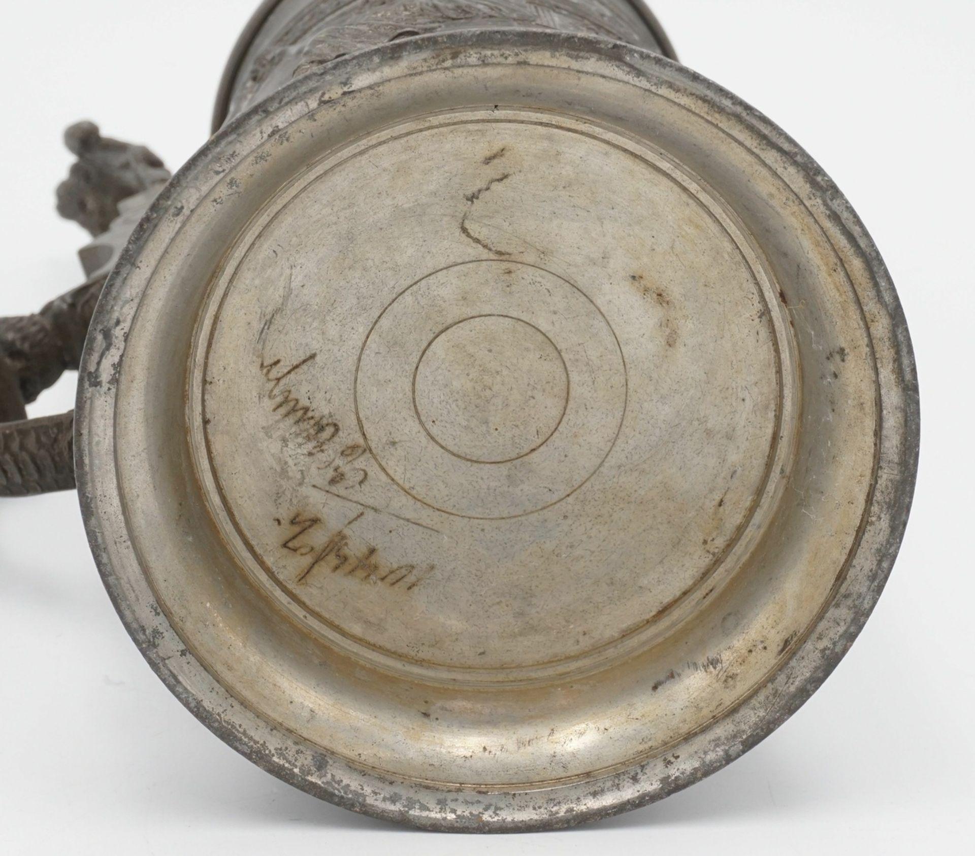 Bierkrug, Historismus - Bild 4 aus 4