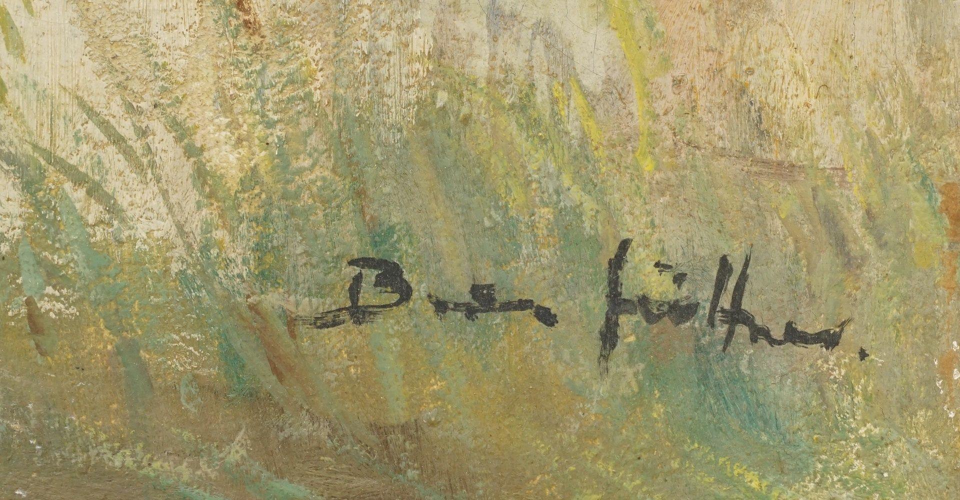 """Bruno Jüttner, """"Am Moorgraben"""" - Bild 4 aus 4"""