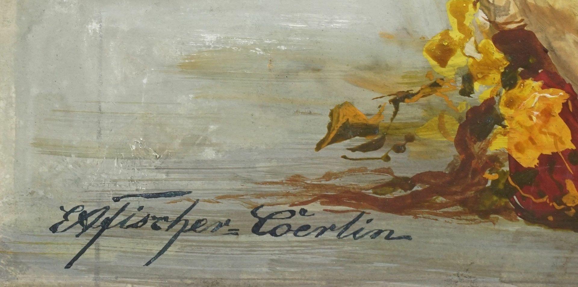 Ernst Albert Fischer-Cörlin, Römer der Endzeit (Gelage) - Bild 4 aus 4