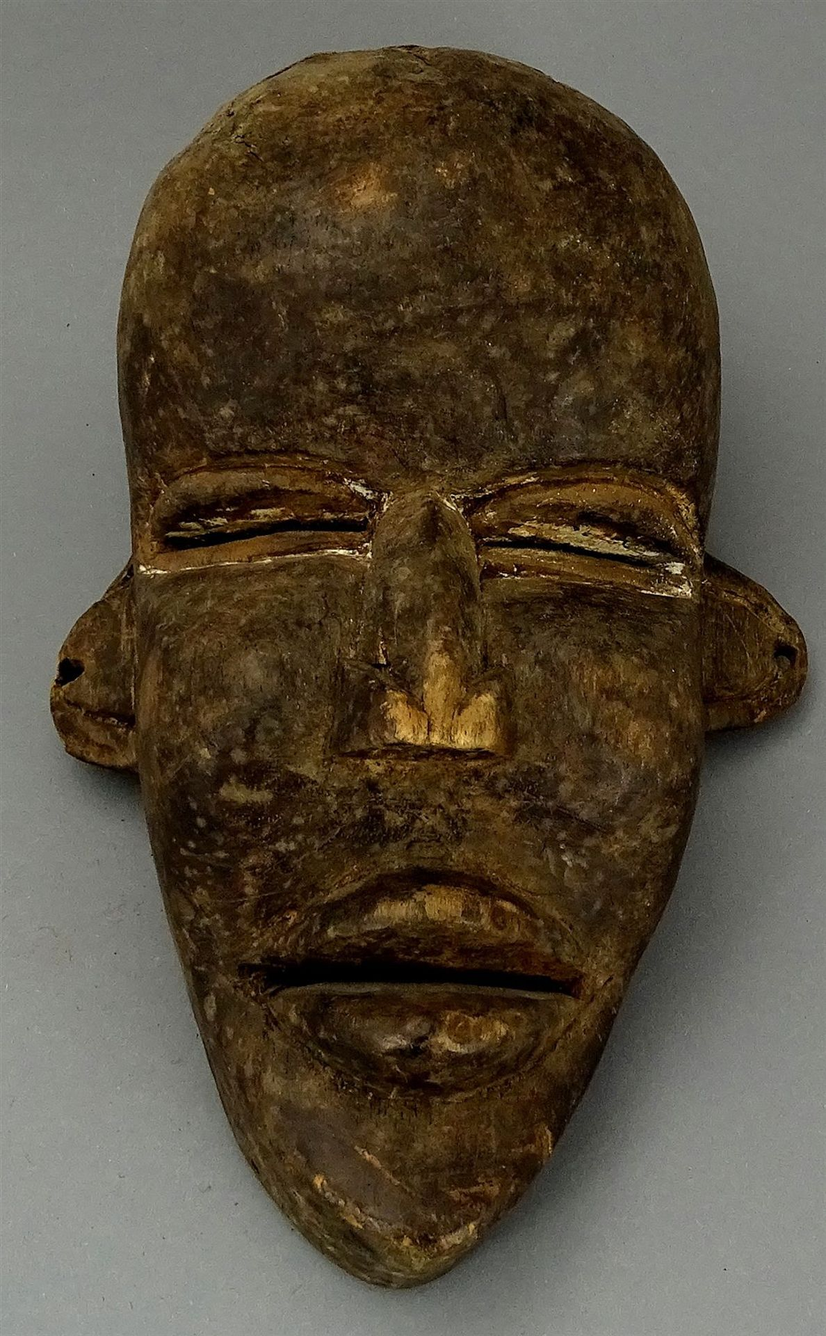 "Vorsatzmaske ""deangle"", Dan, Liberia / Elfenbeinküste (Côte d'Ivoire)"