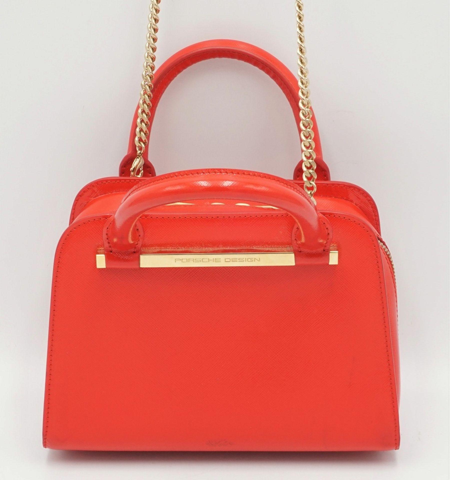 PORSCHE Design TwinBag Mini RED GOLD - Bild 2 aus 9