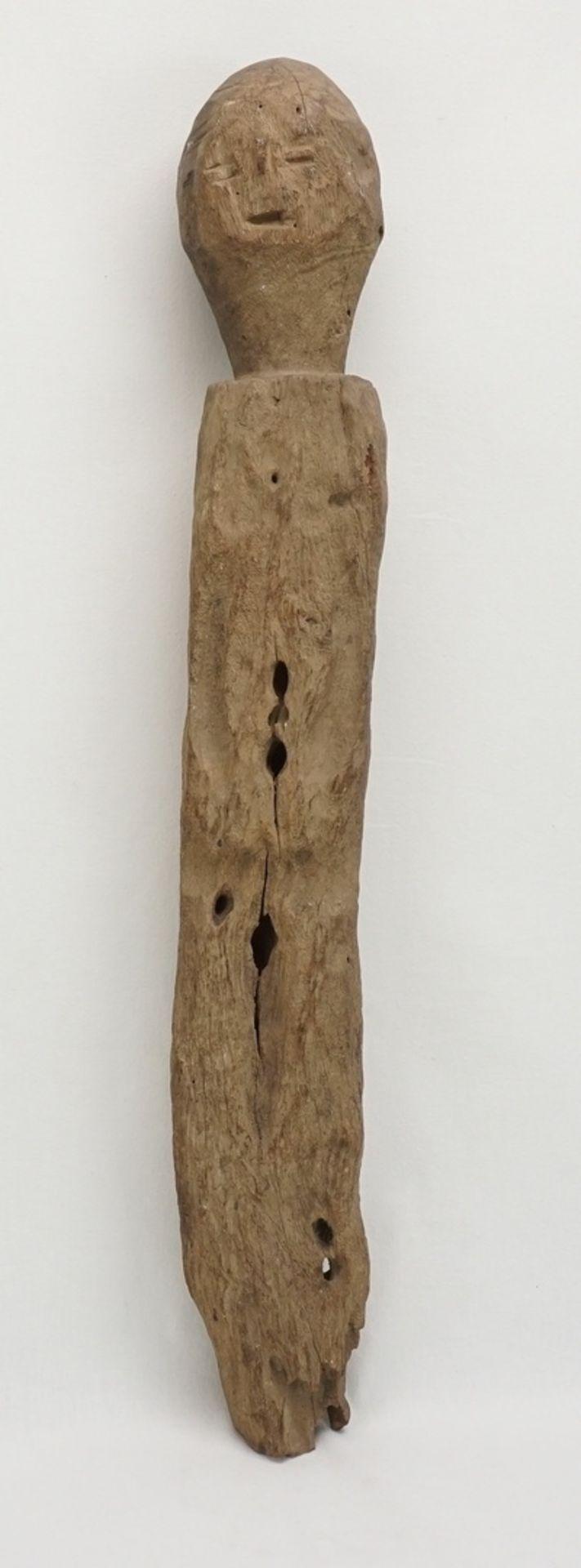 "Pfahlfigur ""bochio"", Benin, Fon, 1. Hälfte 20. Jh."
