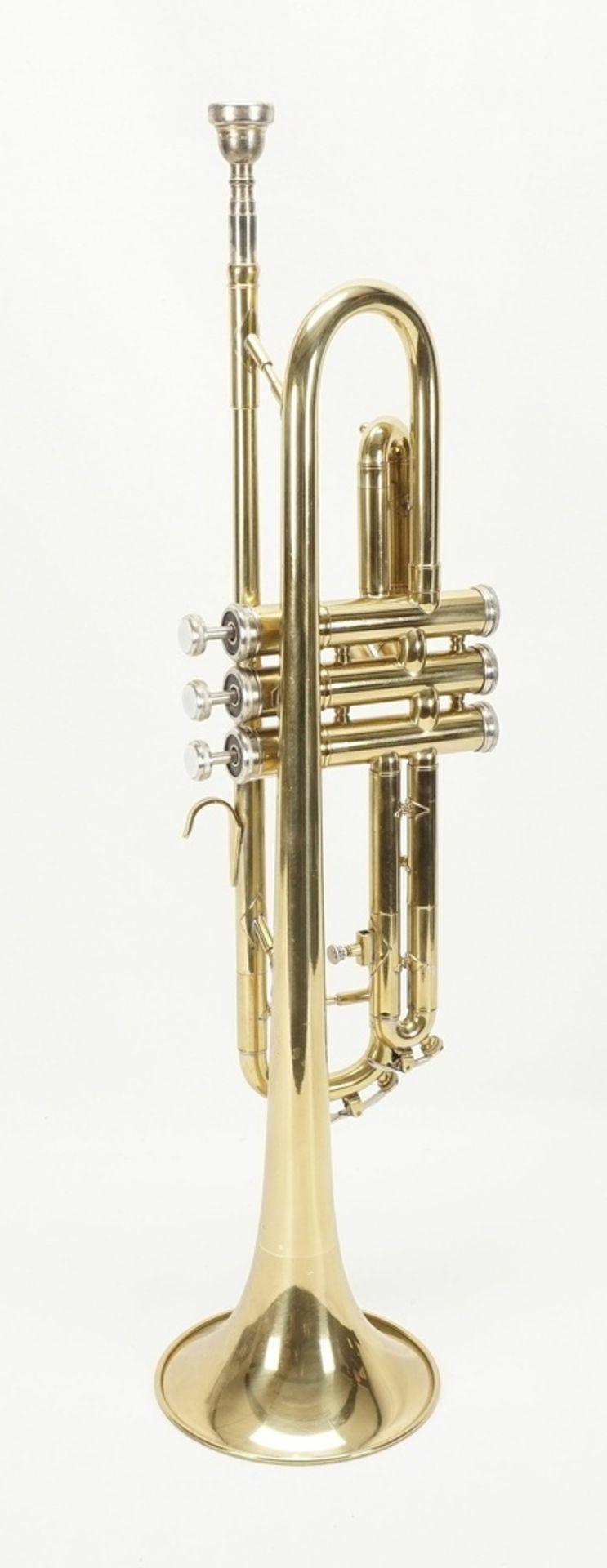 Trompete, 2. Hälfte 20. Jh. - Bild 2 aus 4