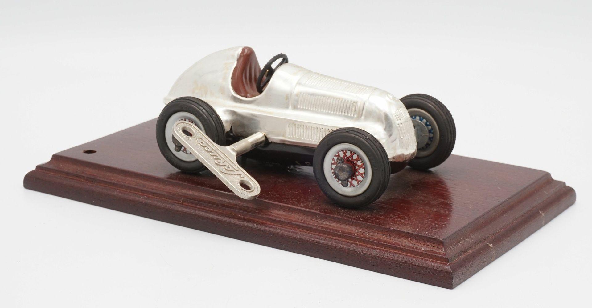 Schuco Studio Auto, Mercedes-Benz Silberpfeil 1936, 2. Hälfte 20. Jh. - Bild 2 aus 3