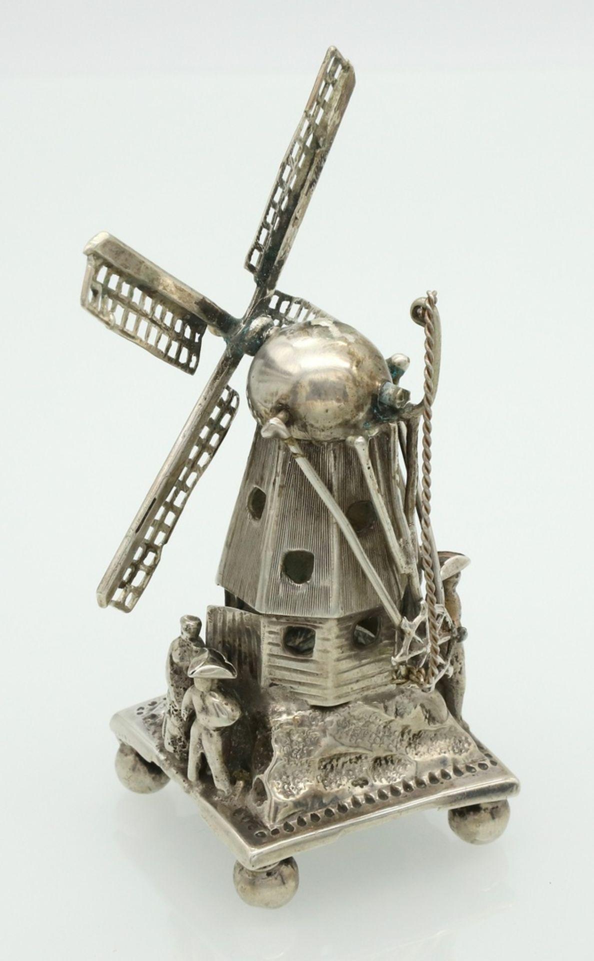 Miniatur einer Windmühle - Bild 2 aus 4