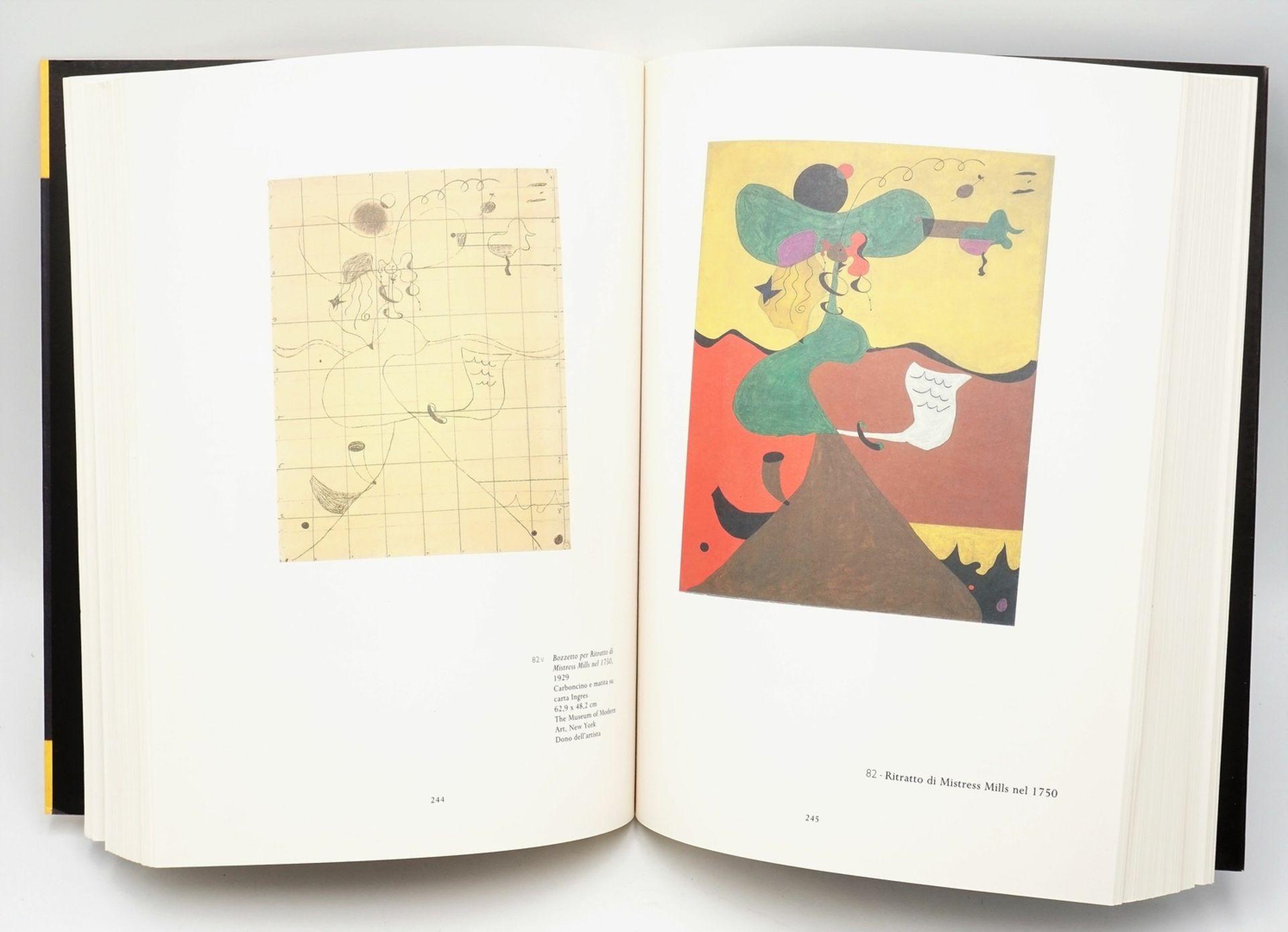 "Joan Miró Ausstellungskatalog und ""Miró Sculptures"" - Bild 2 aus 4"