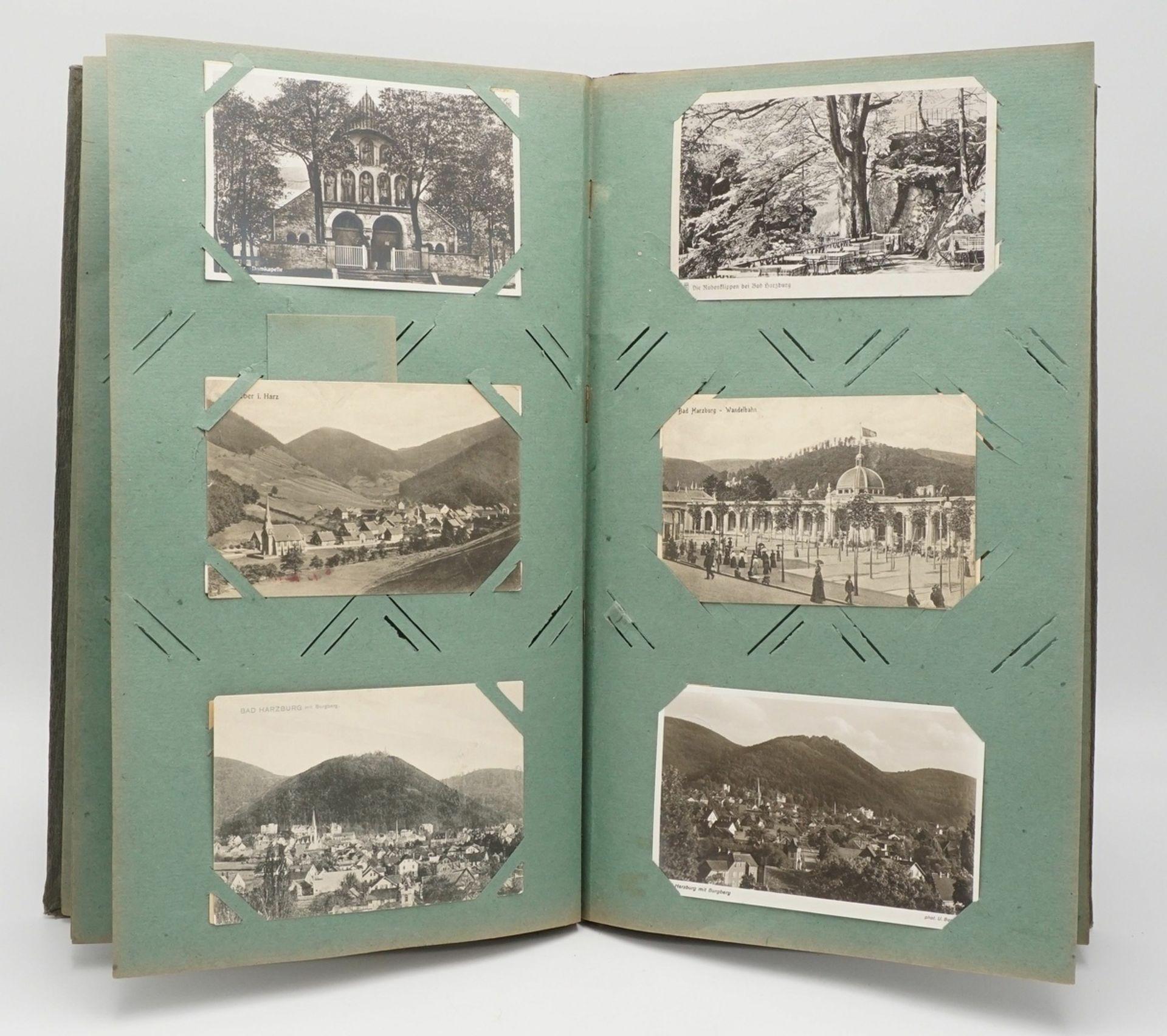 90 Ansichtskarten / Postkarten Harz - Bild 4 aus 6