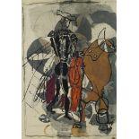 """Georges Braque, """"Torero"""""""