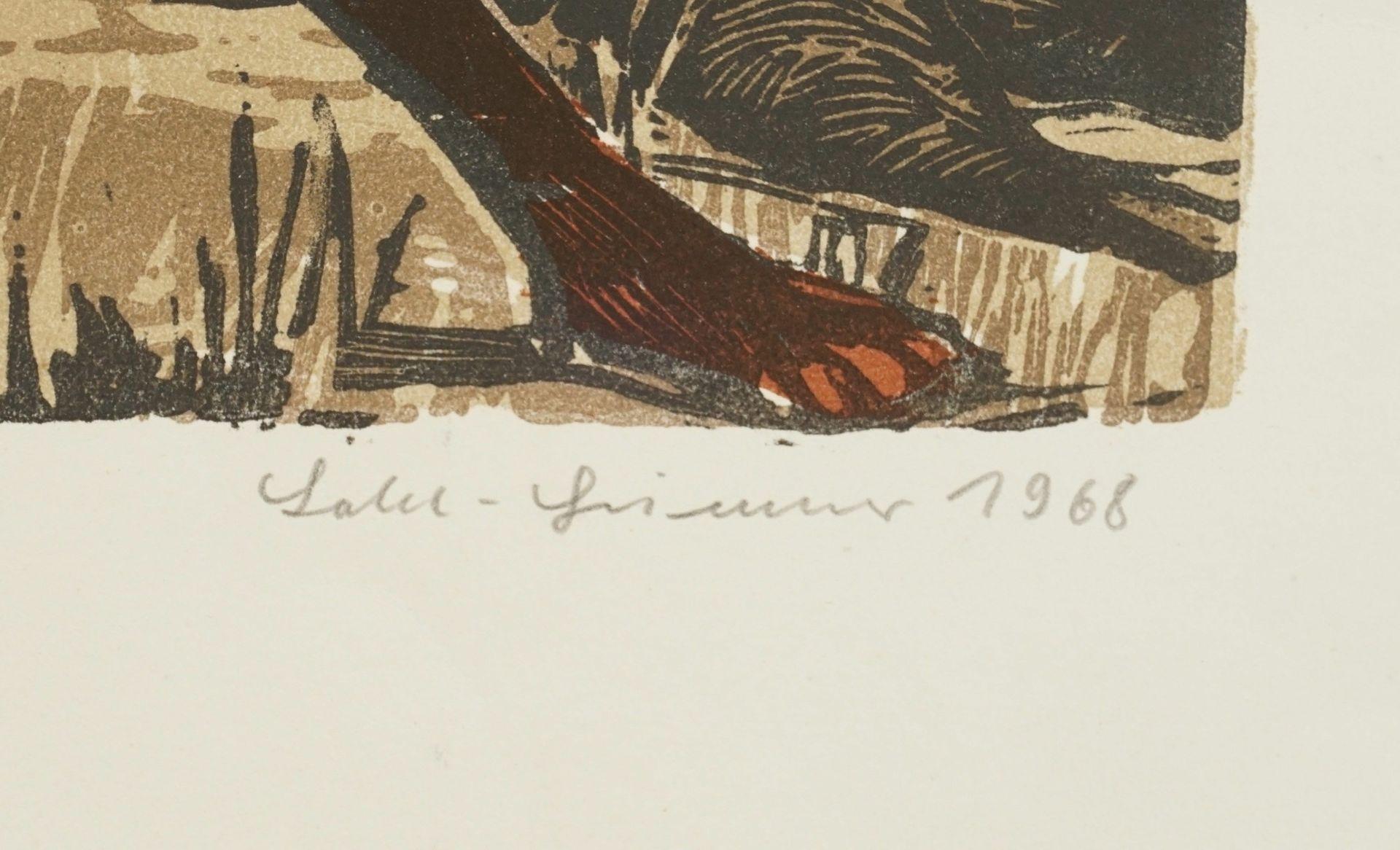 Ingeborg Lahl-Grimmer, Fuchs und Igel - Bild 3 aus 3