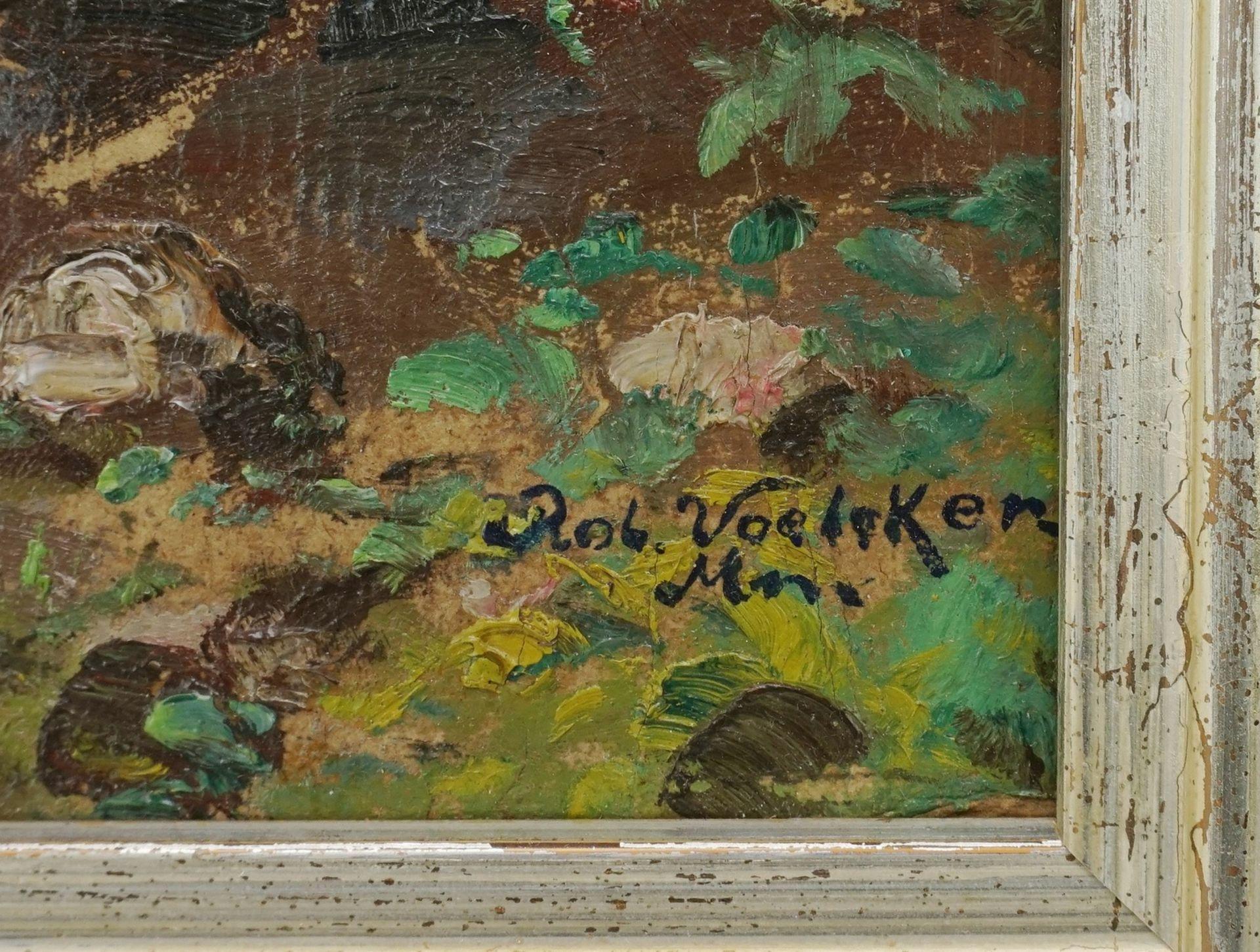 Robert Völker, Die Blaubeersammlerin - Bild 4 aus 4