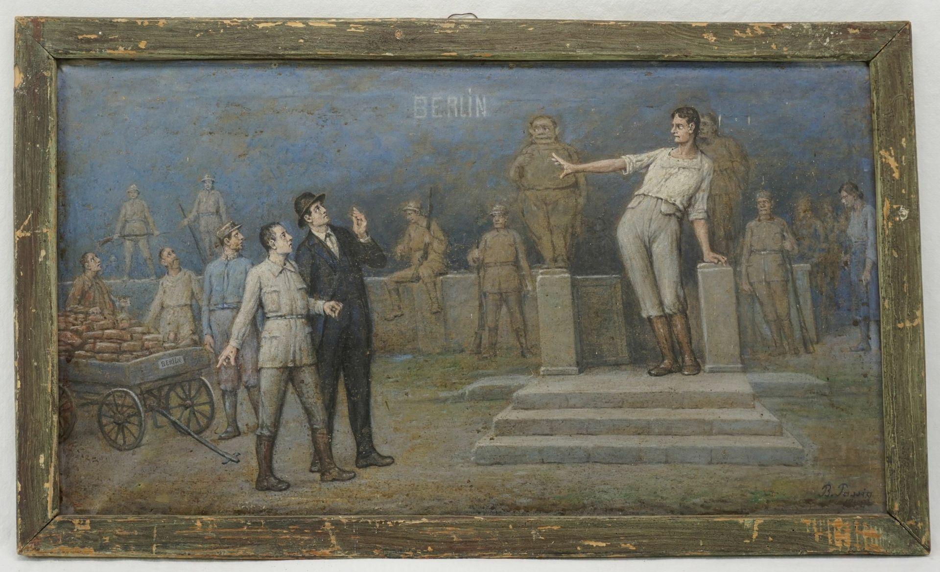 Bendix Passig, Der Wiederaufbau Berlins unter den Siegermächten ( ) - Bild 2 aus 4