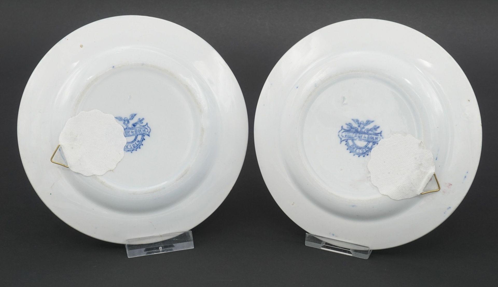 Villeroy & Boch Dresden, Anbietsplatte und zwei kleine Teller - Bild 5 aus 5
