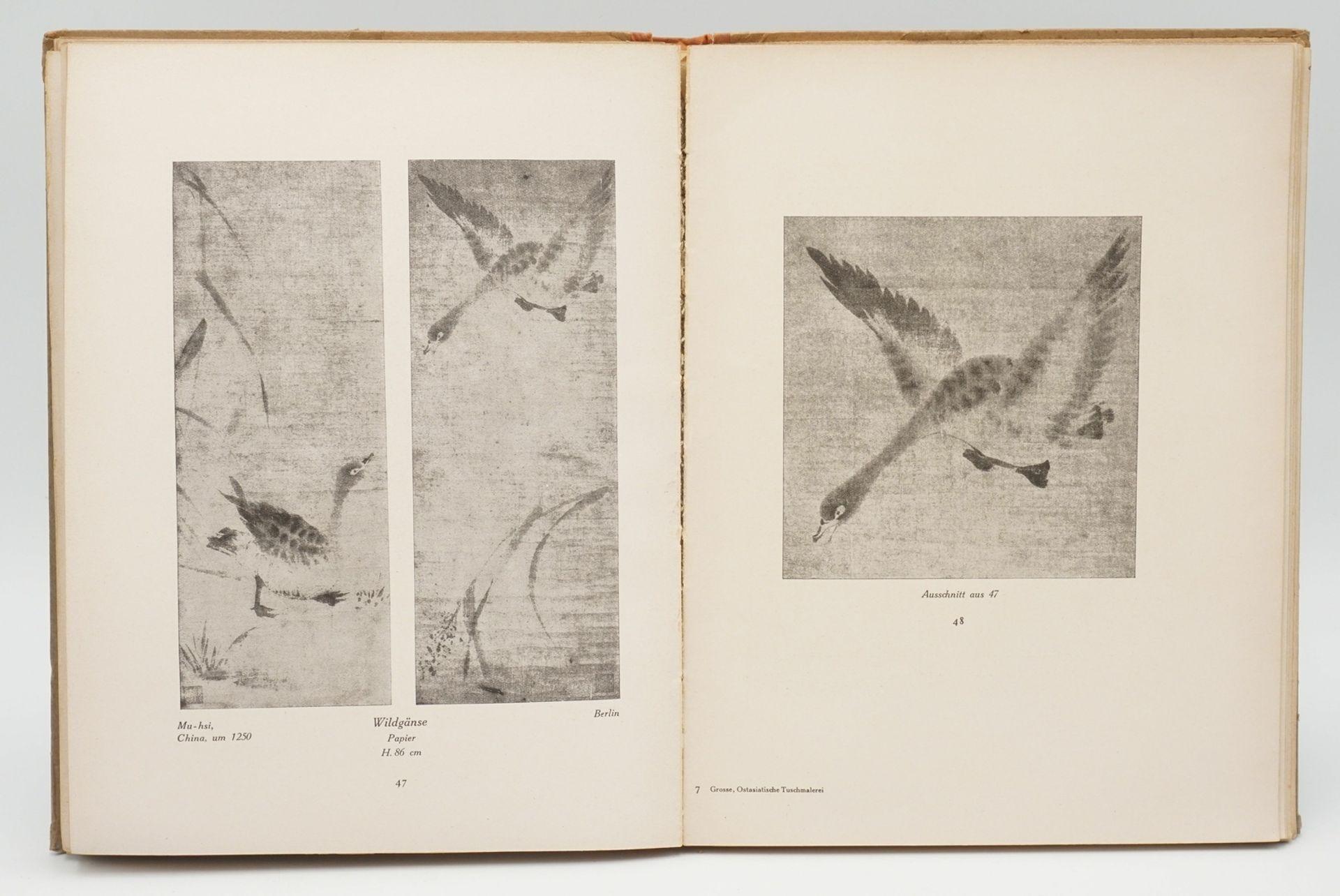 """Blockbuch, Bijutsu Sekai und """"Die ostasiatische Tuschmalerei"""" - Bild 8 aus 8"""
