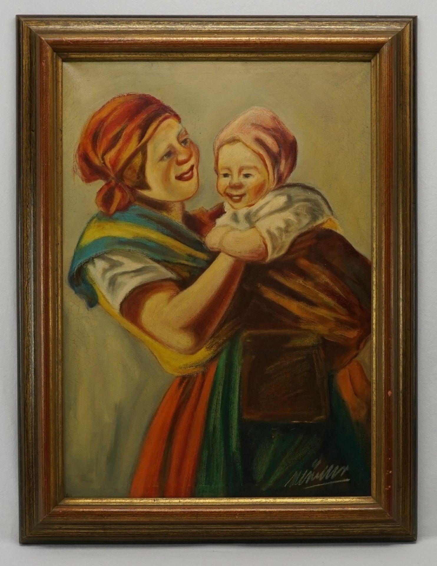 Müller, Mutter mit Kind - Bild 2 aus 4