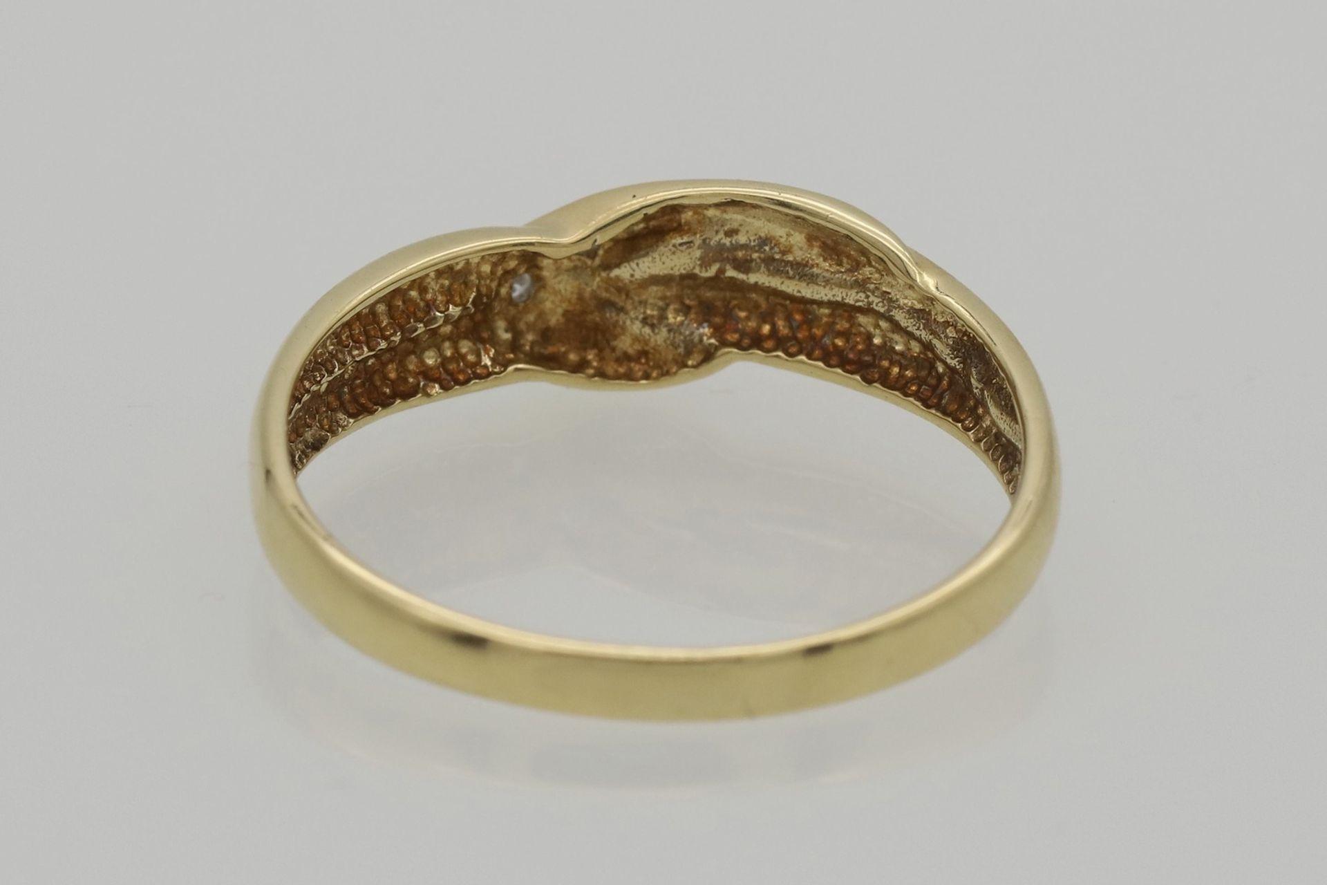 Diamant-Ring - Bild 4 aus 4