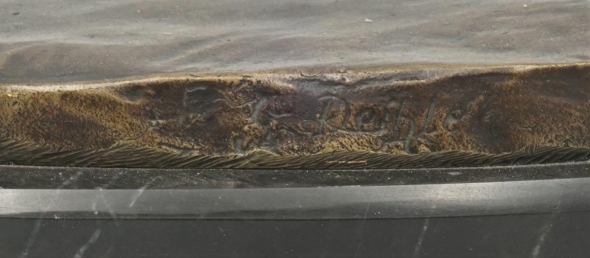 Gottlob Deihle, Speerwerfer - Bild 4 aus 5