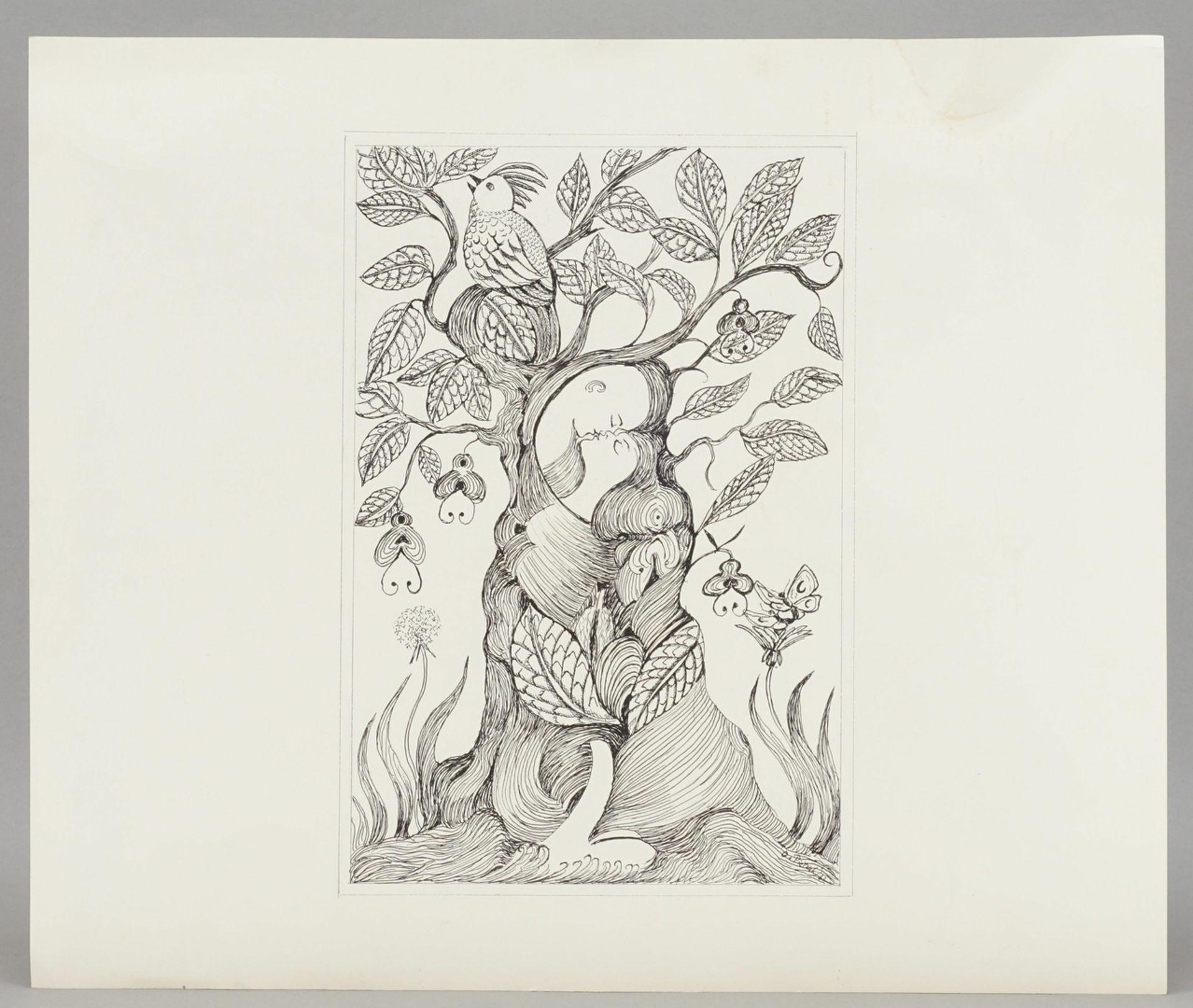 O. Pietzak ( ), Der Liebesbaum - Bild 2 aus 3
