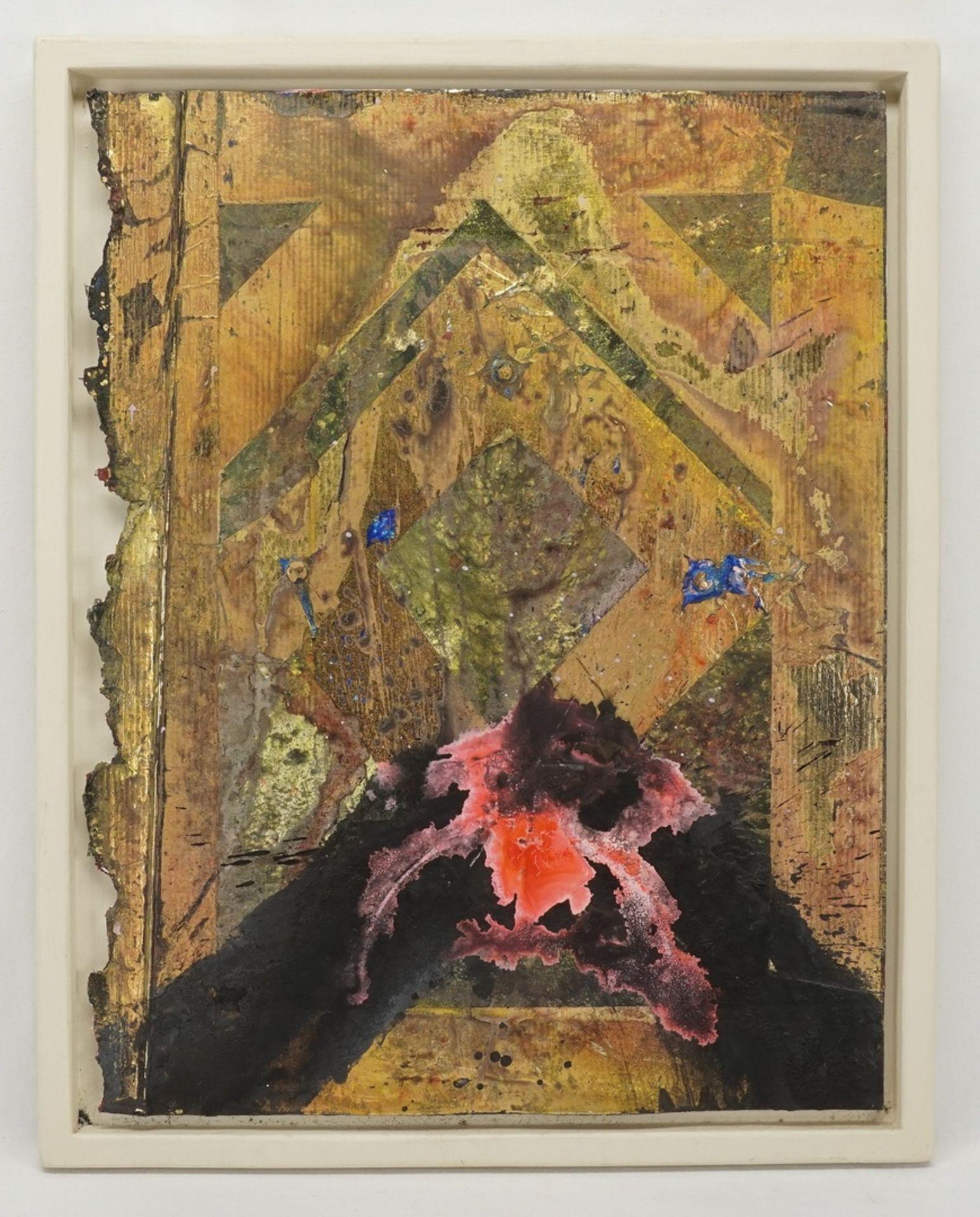 Géza Mészáros, Farbobjekt - Bild 2 aus 4