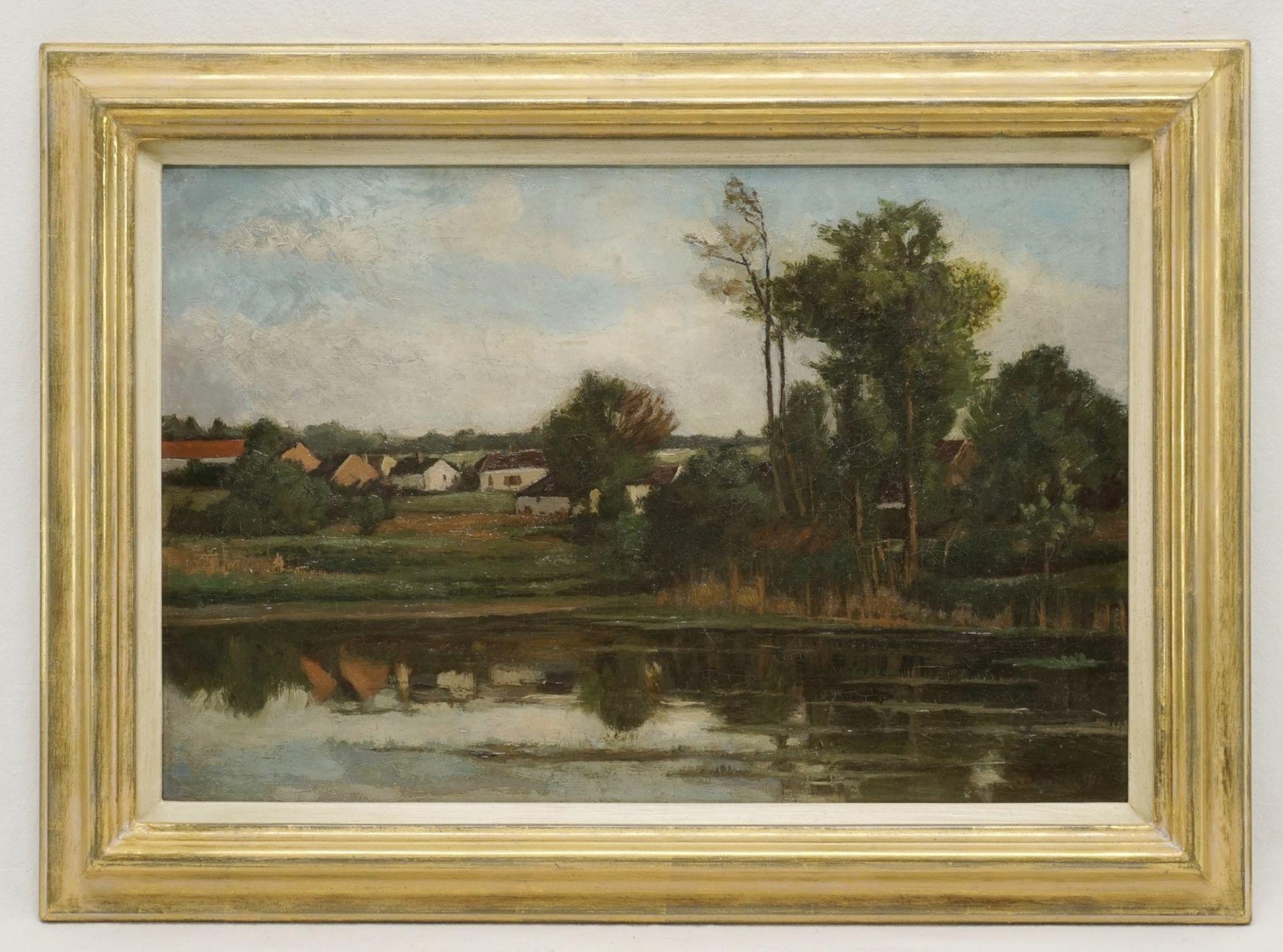 Binder, Flusslandschaft - Bild 2 aus 4