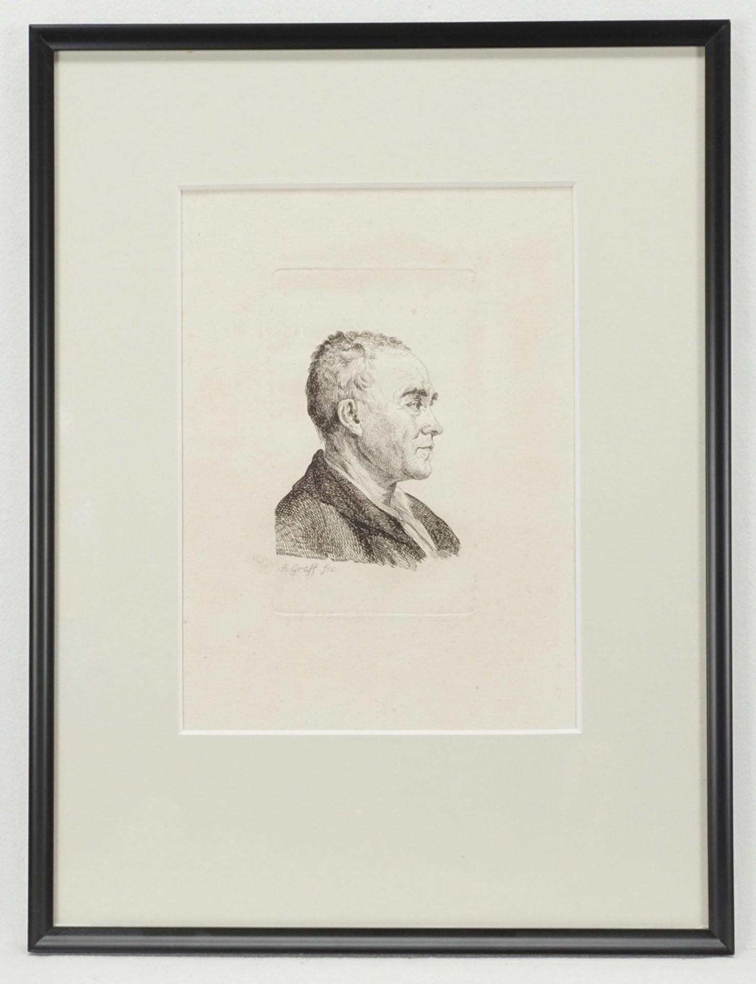 """Anton Graff, """"Johann Georg Sulzer"""" - Bild 2 aus 3"""