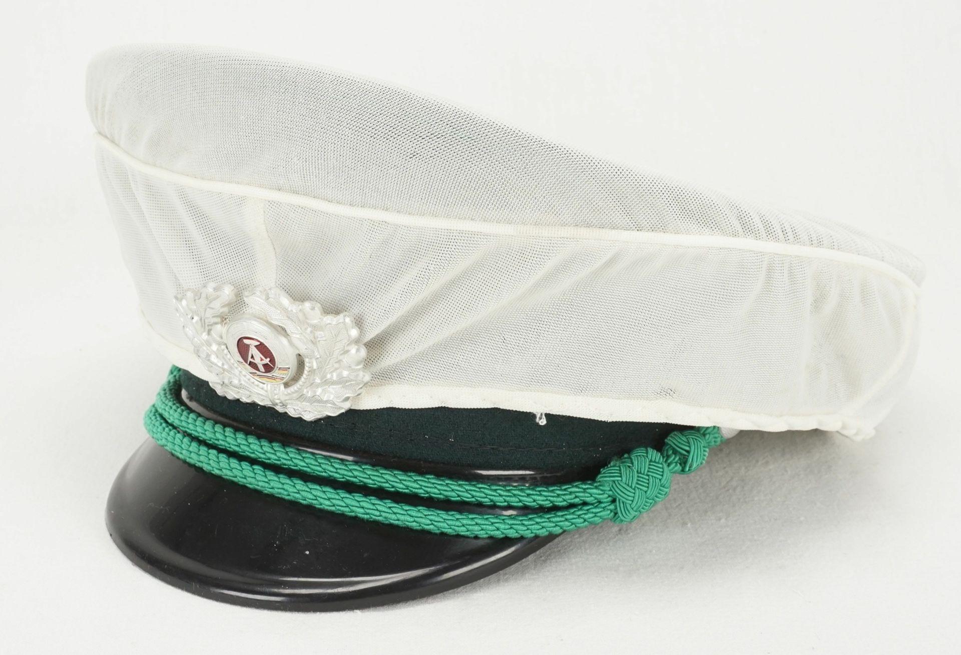 Uniformjacke DDR MDI Polizeioffizier mit Mütze und Zubehör - Bild 6 aus 7