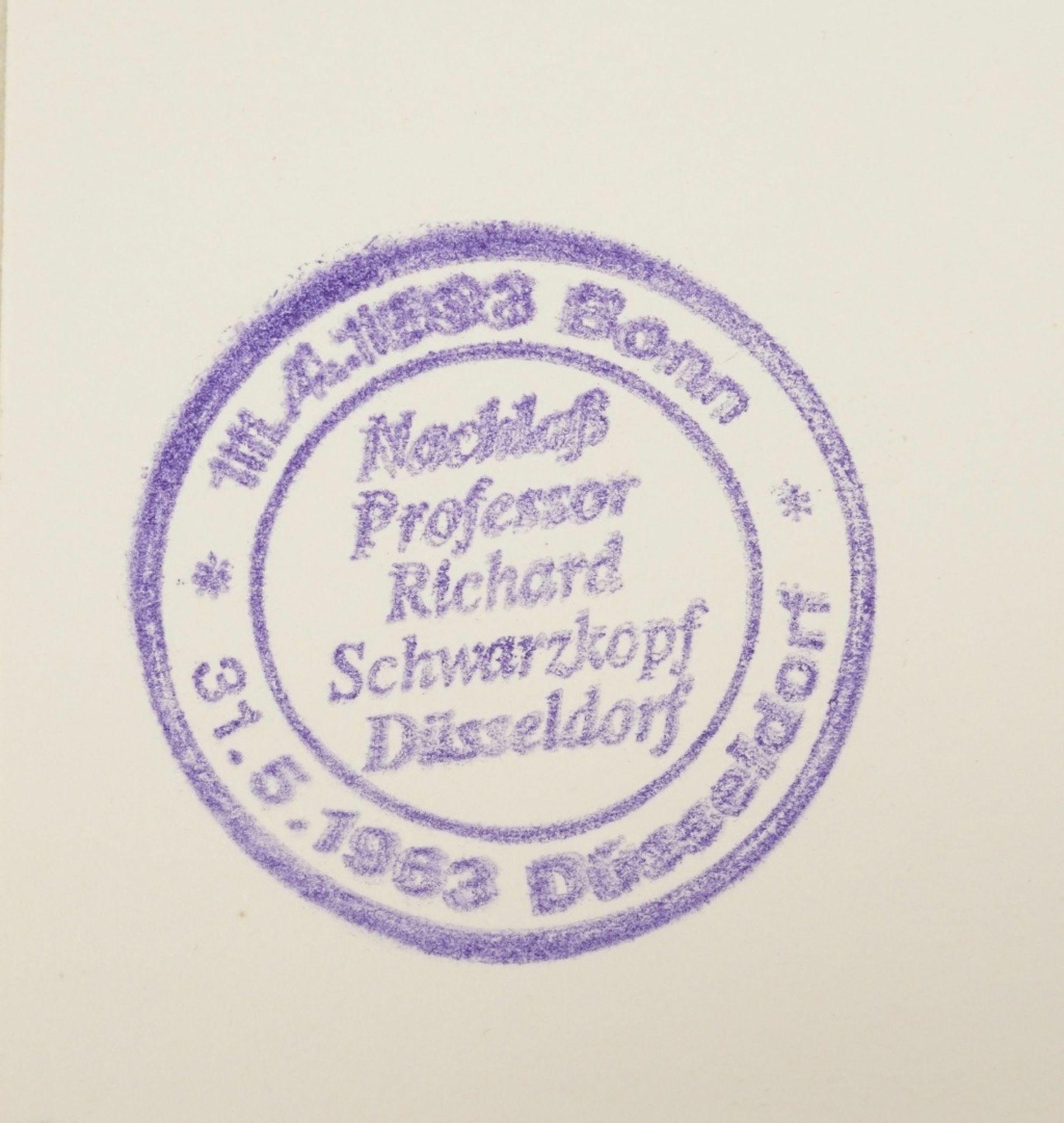Richard Schwarzkopf, Wäsche am Fluss - Bild 4 aus 4
