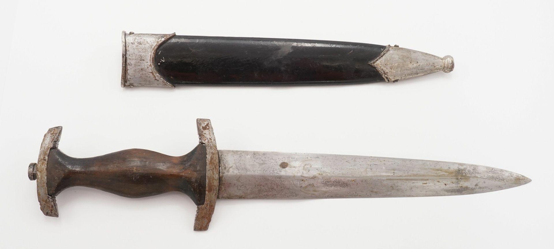 Schutzstaffel (SS) Dolch mit Scheide - Bild 2 aus 2
