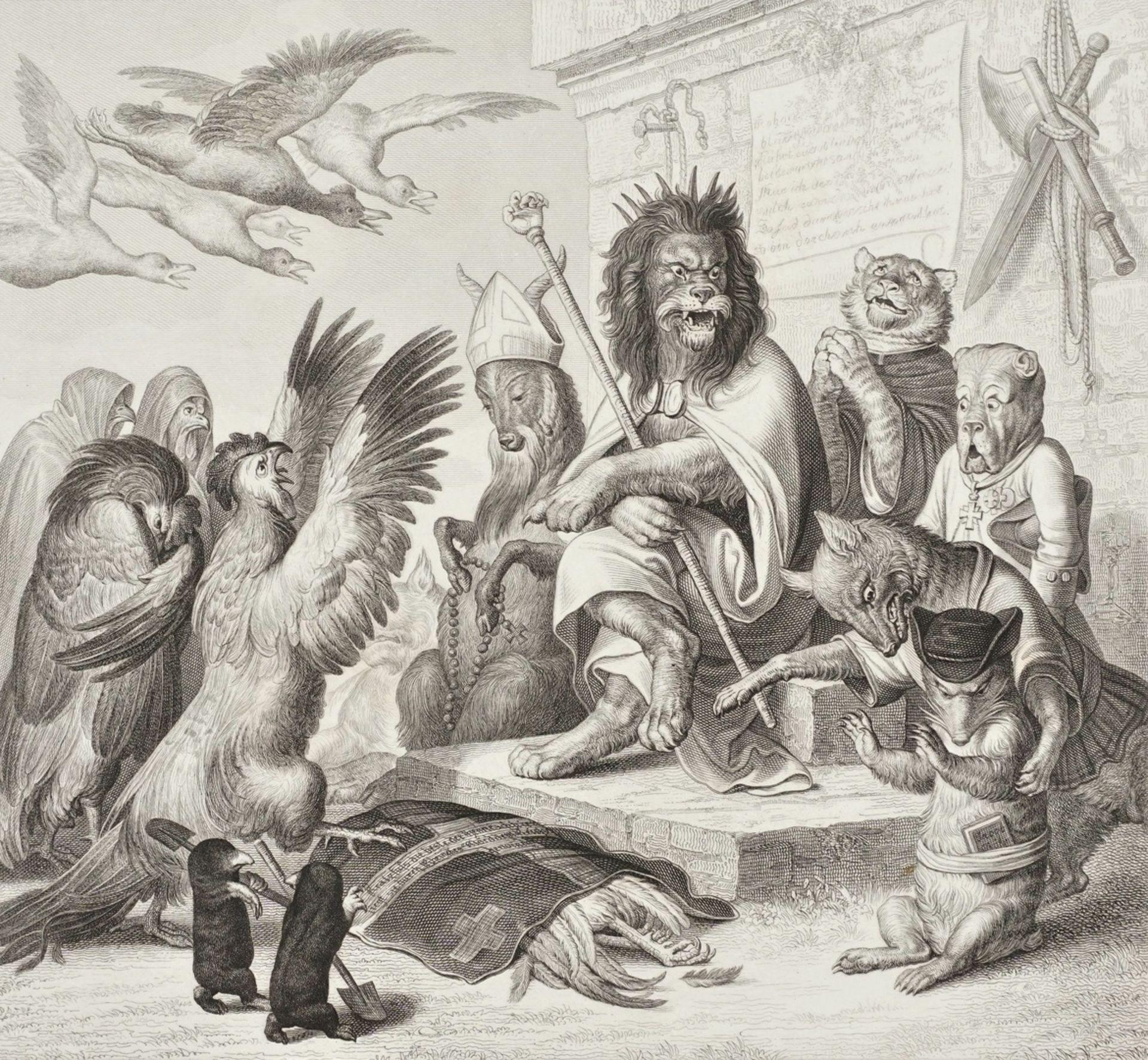 Wilhelm von Kaulbach, Klage über Kratzfuss' Tod